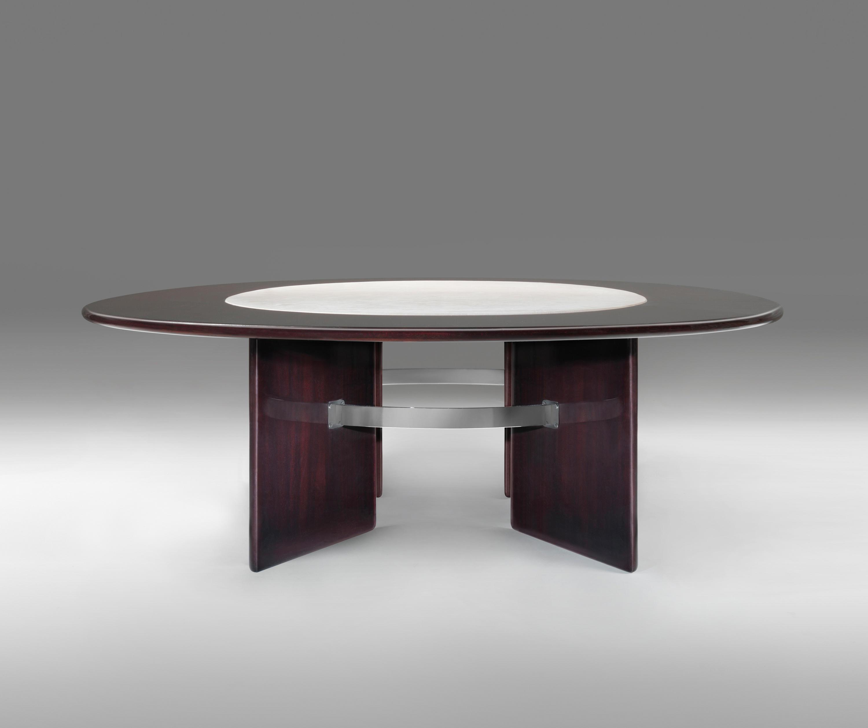 T17 riunione tavoli conferenza azucena architonic for Produttori tavoli