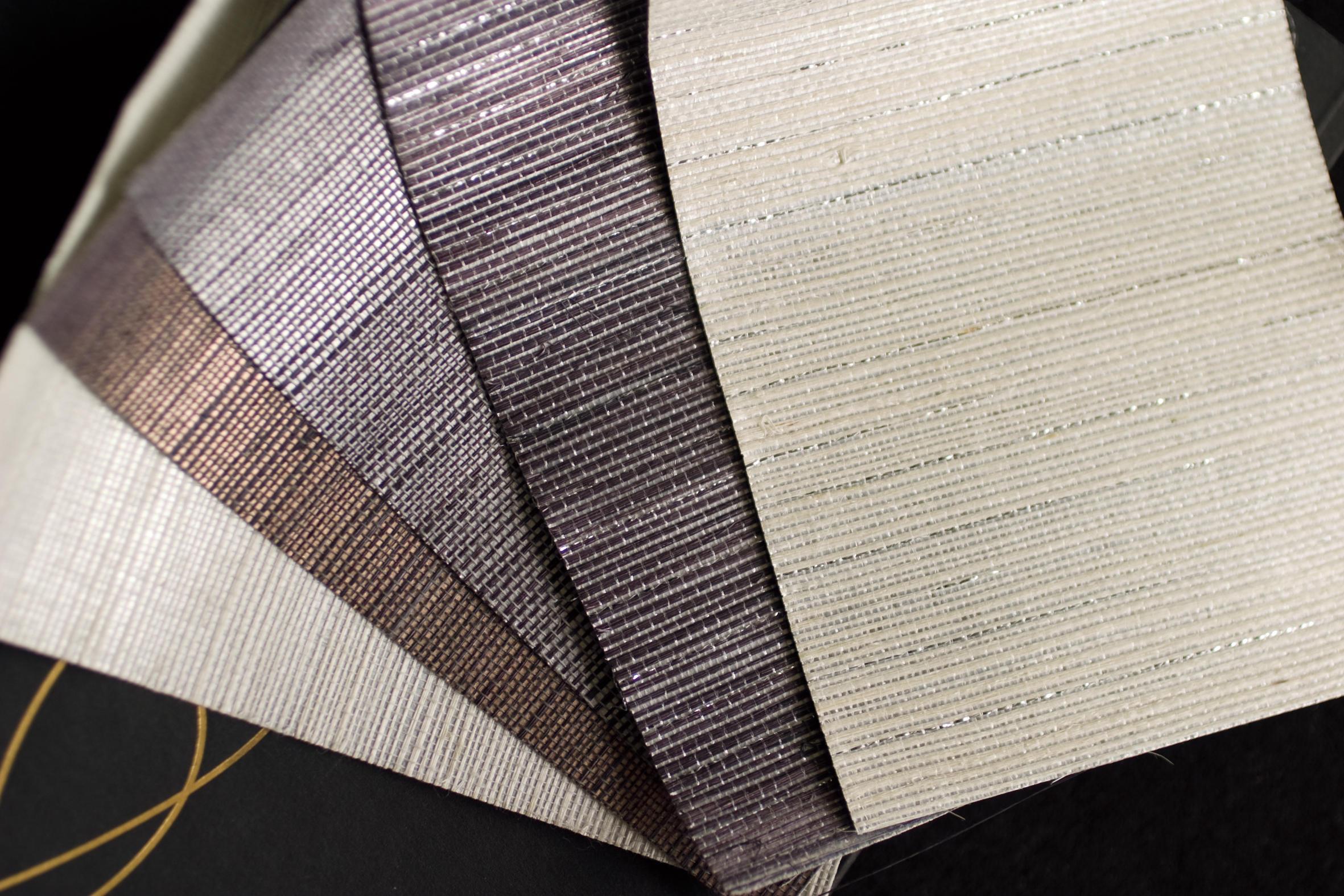 Paille japonaise rm 401 70 rev tements muraux papiers peint de elitis a - Fabricant de papier peint en france ...