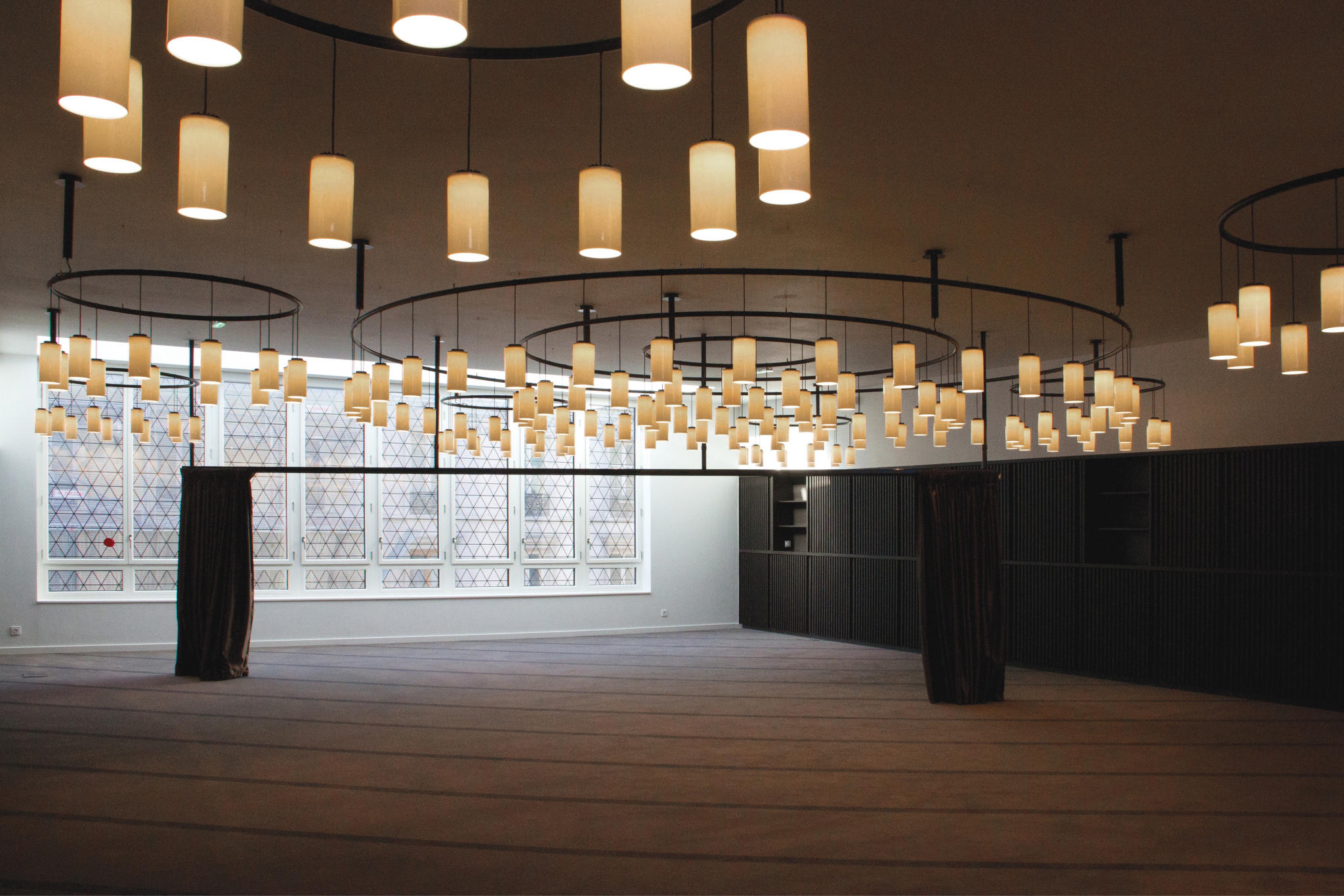 Cirio Chandelier Suspended Lights From Santa Amp Cole