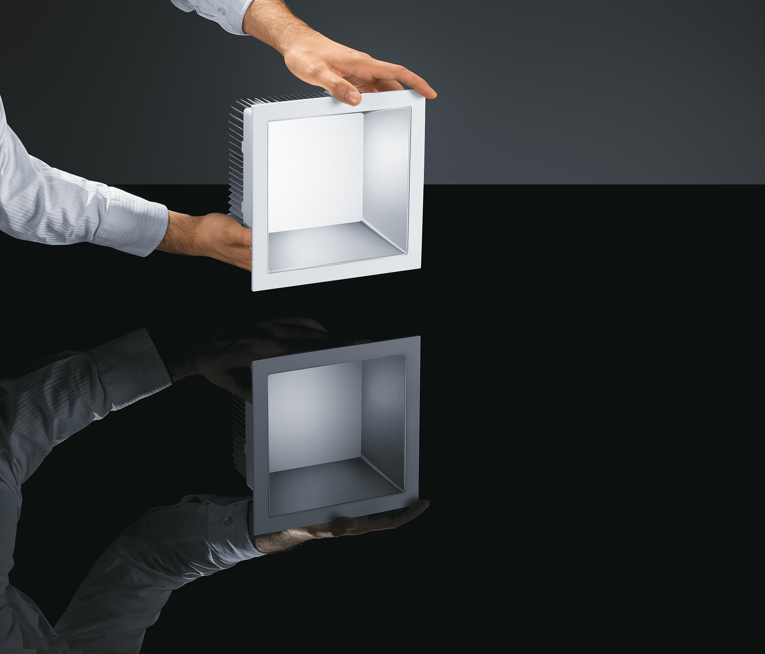 panos infinity q h spotlights from zumtobel lighting architonic. Black Bedroom Furniture Sets. Home Design Ideas