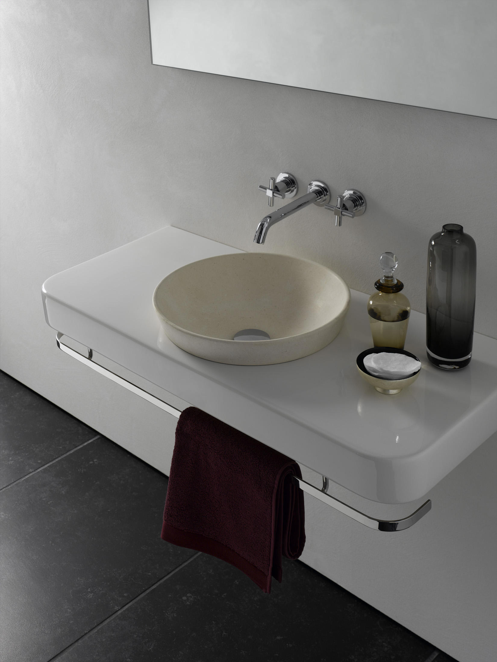 water jewels wall hung bidet bidets from vitra bad. Black Bedroom Furniture Sets. Home Design Ideas
