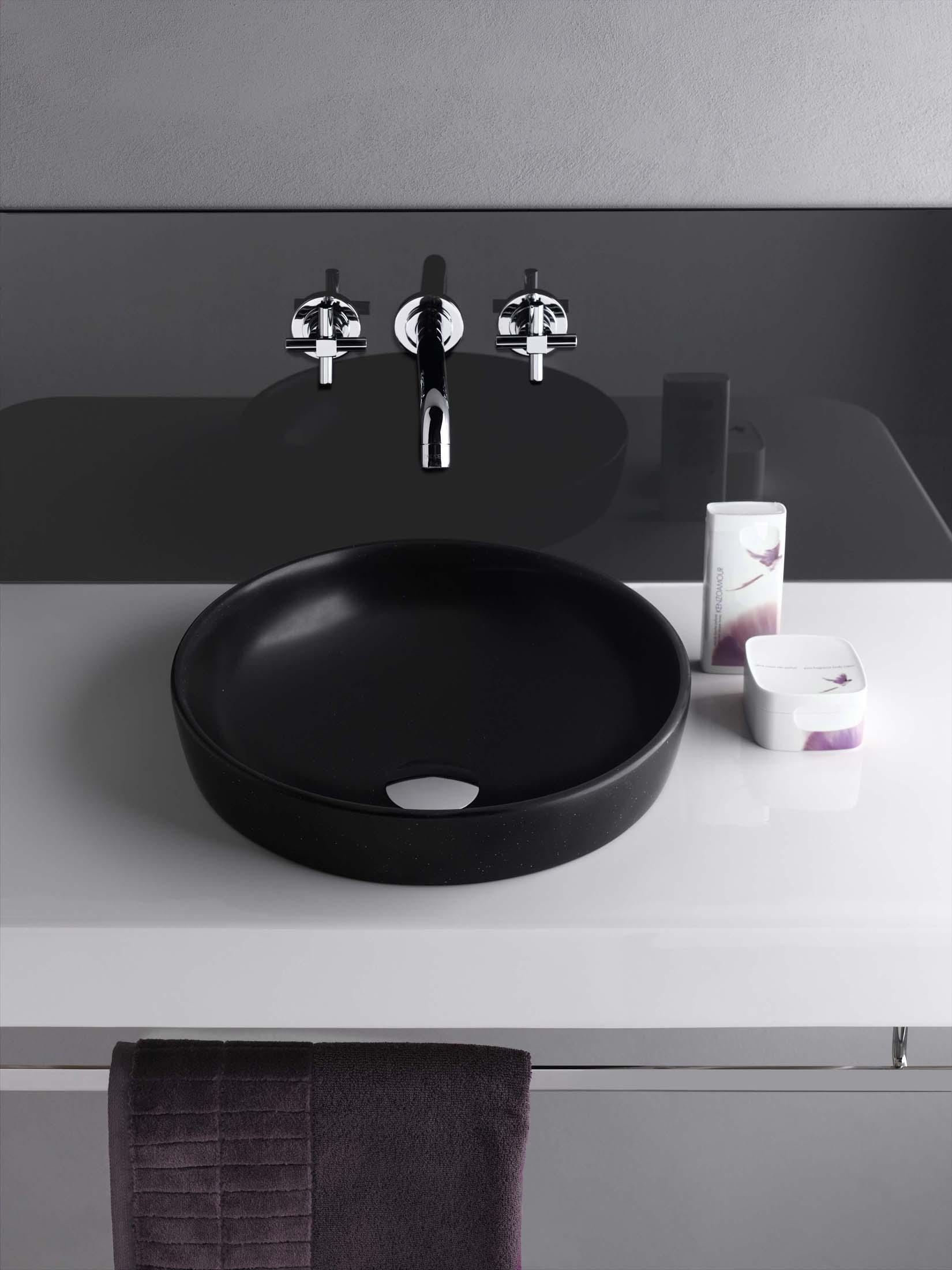 Water Jewels Counter Washbasin Undercounter Basin Wash