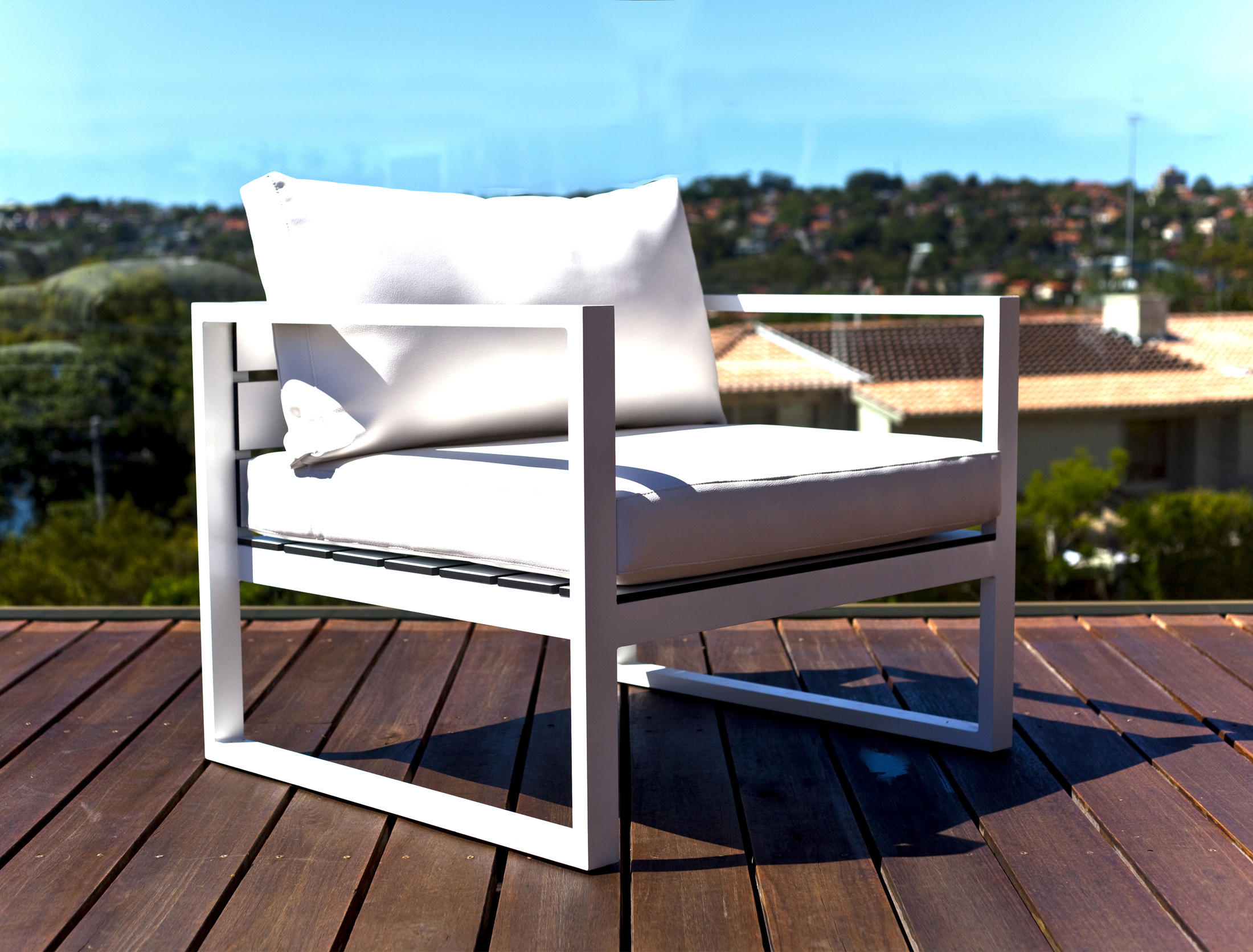 Piano Sunlounge Adjustable Sun Loungers From Harbour