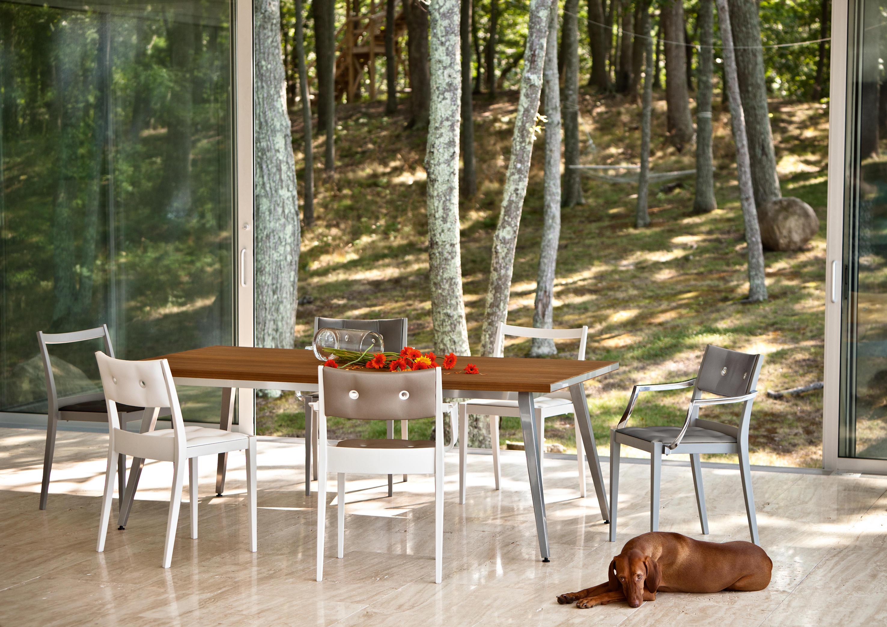 play armlehnstuhl mehrzweckst hle von dedon architonic. Black Bedroom Furniture Sets. Home Design Ideas