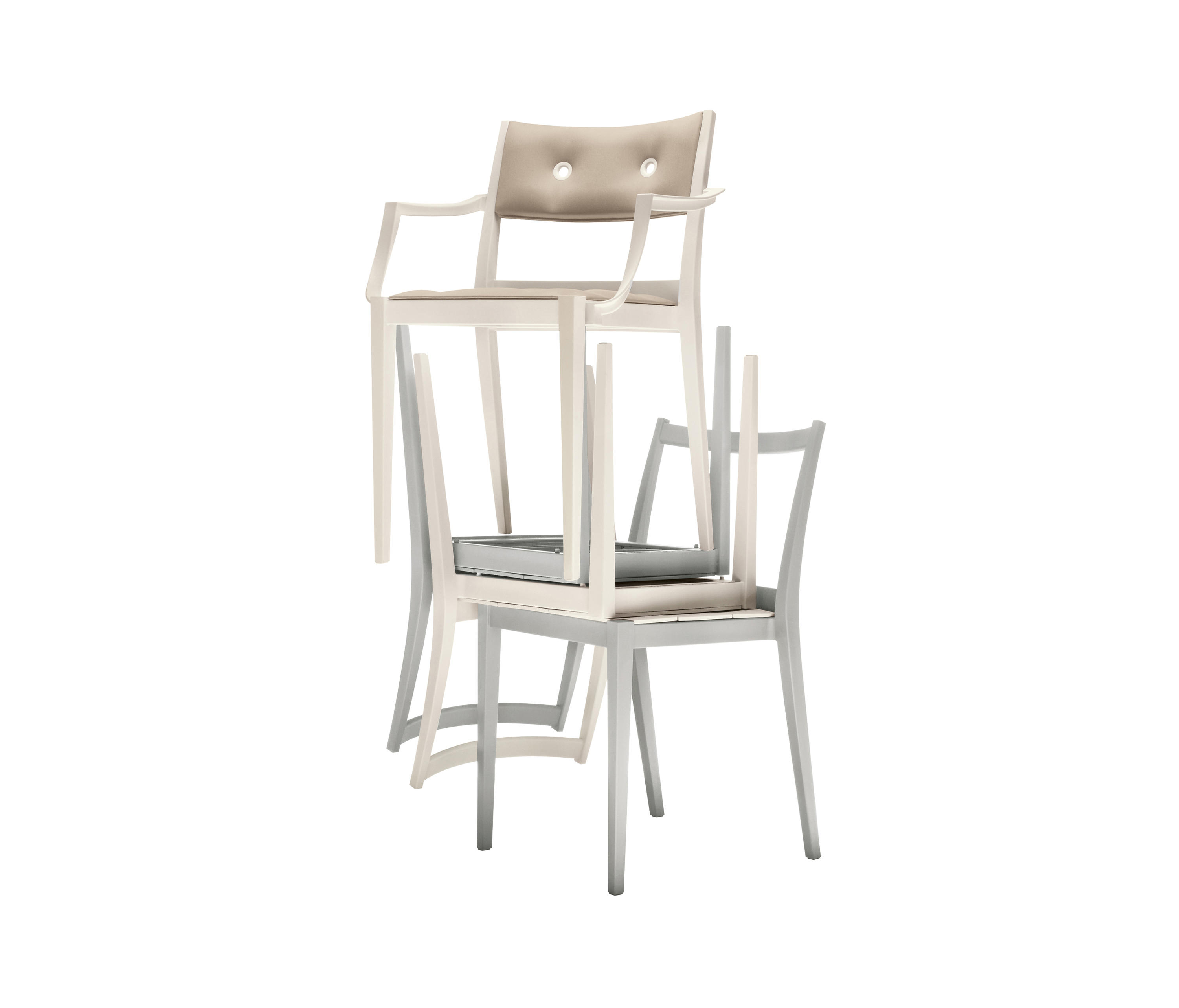 play light multipurpose chairs from dedon architonic. Black Bedroom Furniture Sets. Home Design Ideas