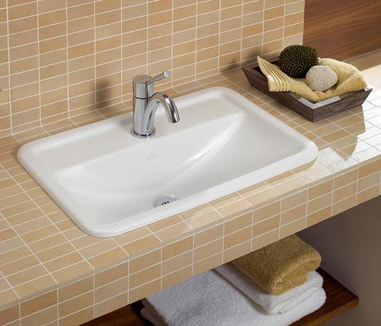 loop friends aufsatzwaschtisch waschtische von villeroy. Black Bedroom Furniture Sets. Home Design Ideas
