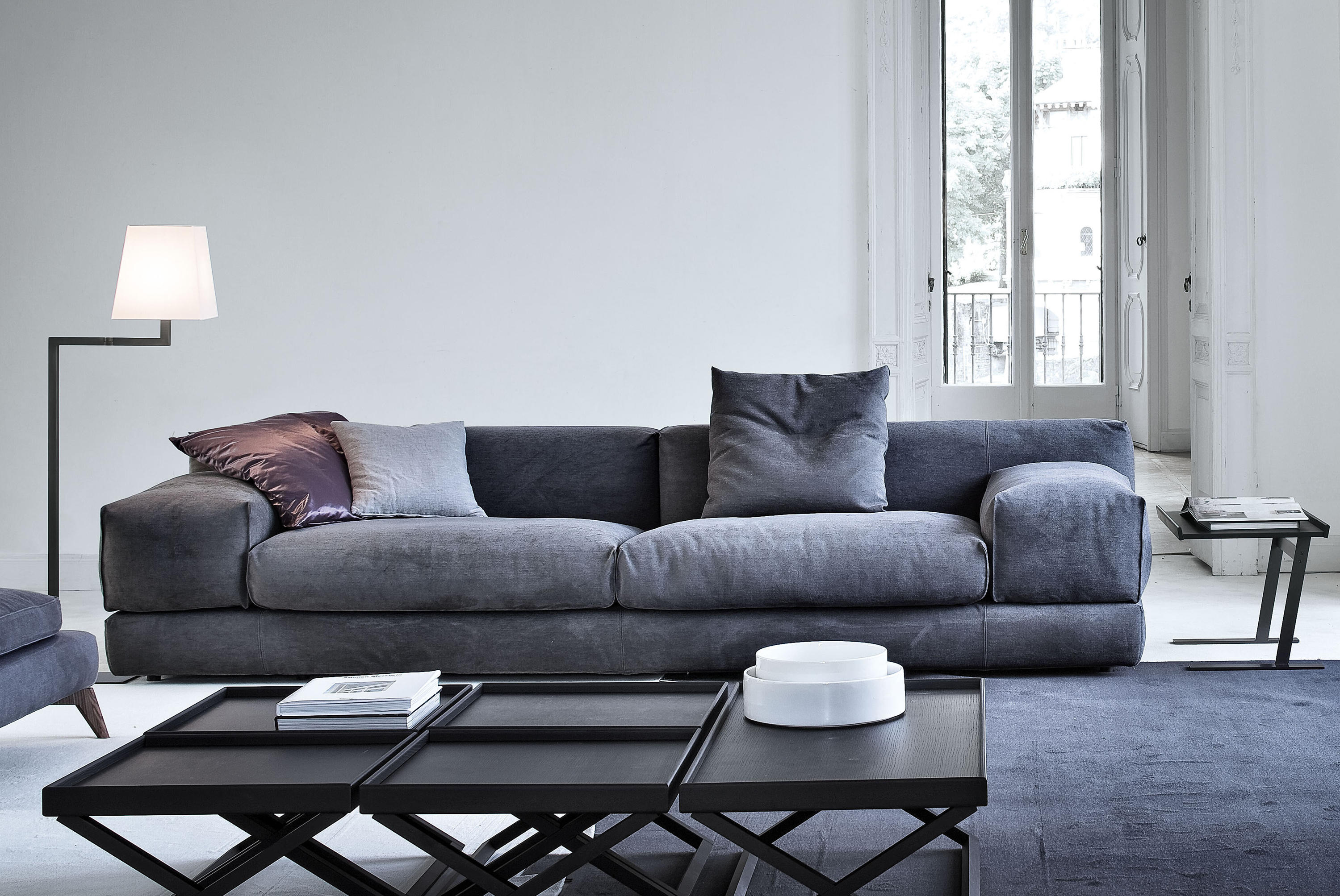 Evosuite 835 Sofa Sofas From Vibieffe Architonic