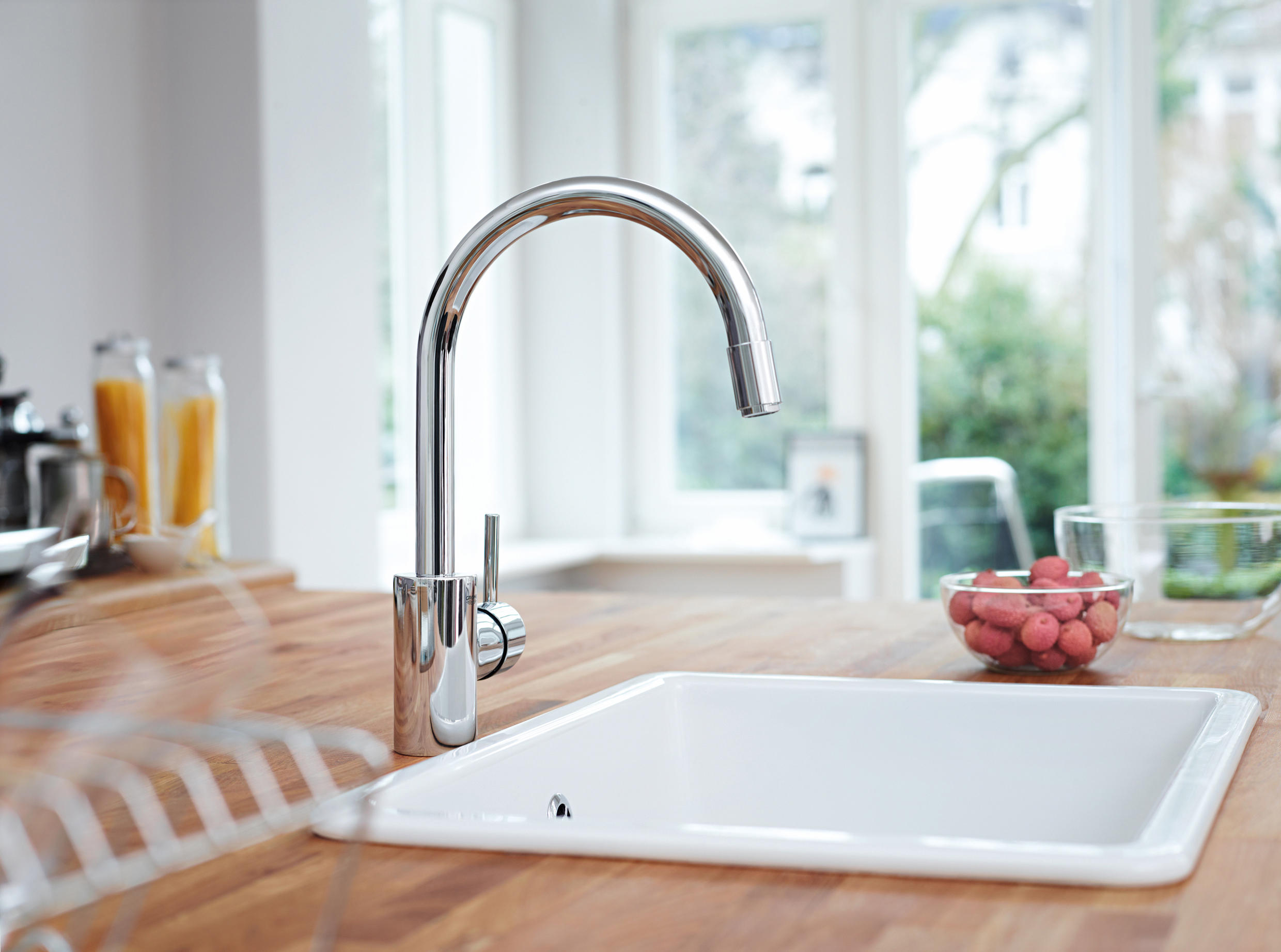 Concetto Single Lever Sink Mixer 1 2 Architonic