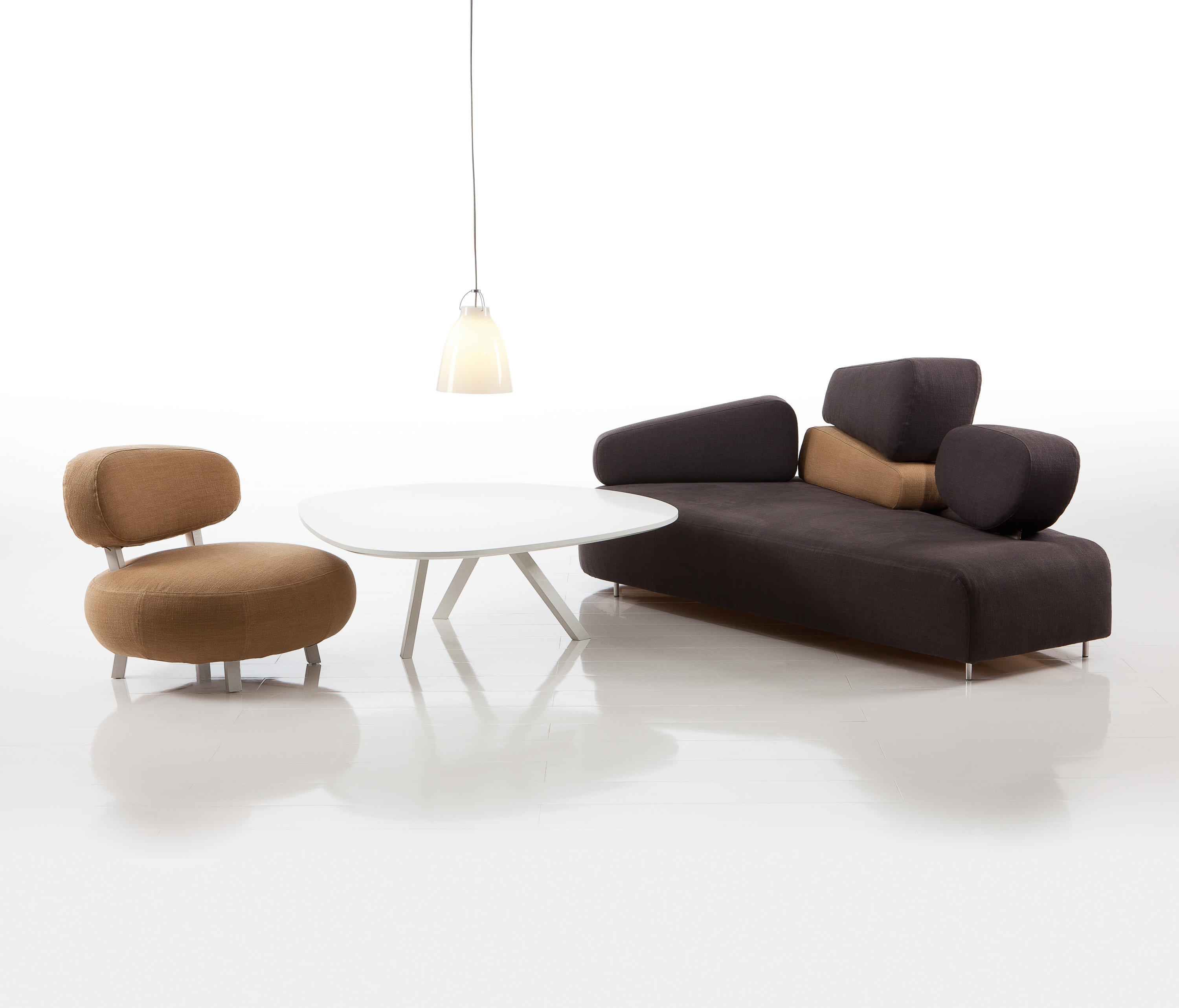 mosspink armchair lounge chairs from br hl architonic