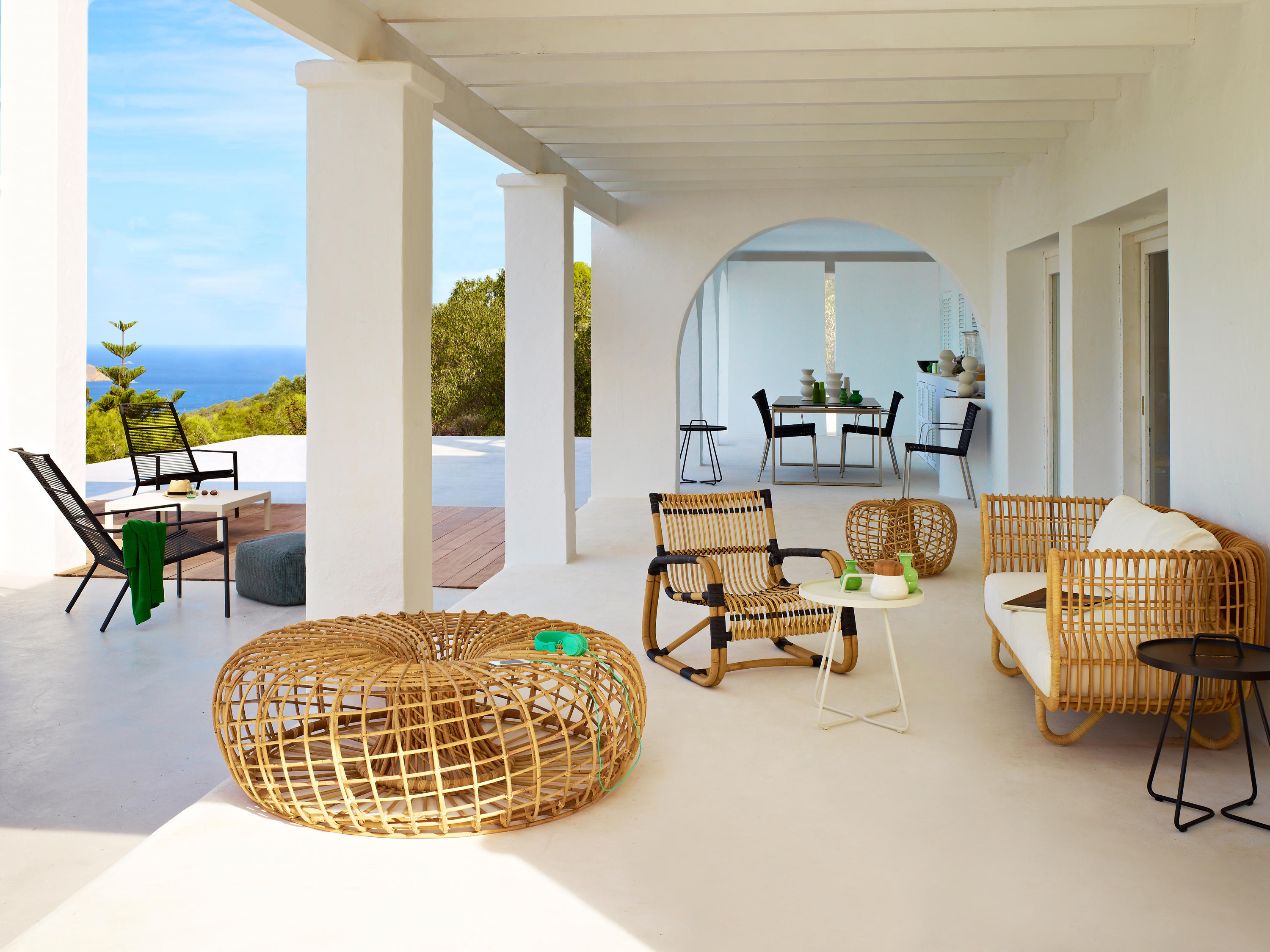 Attrayant ... Nest Lounge Chair By Cane Line ...