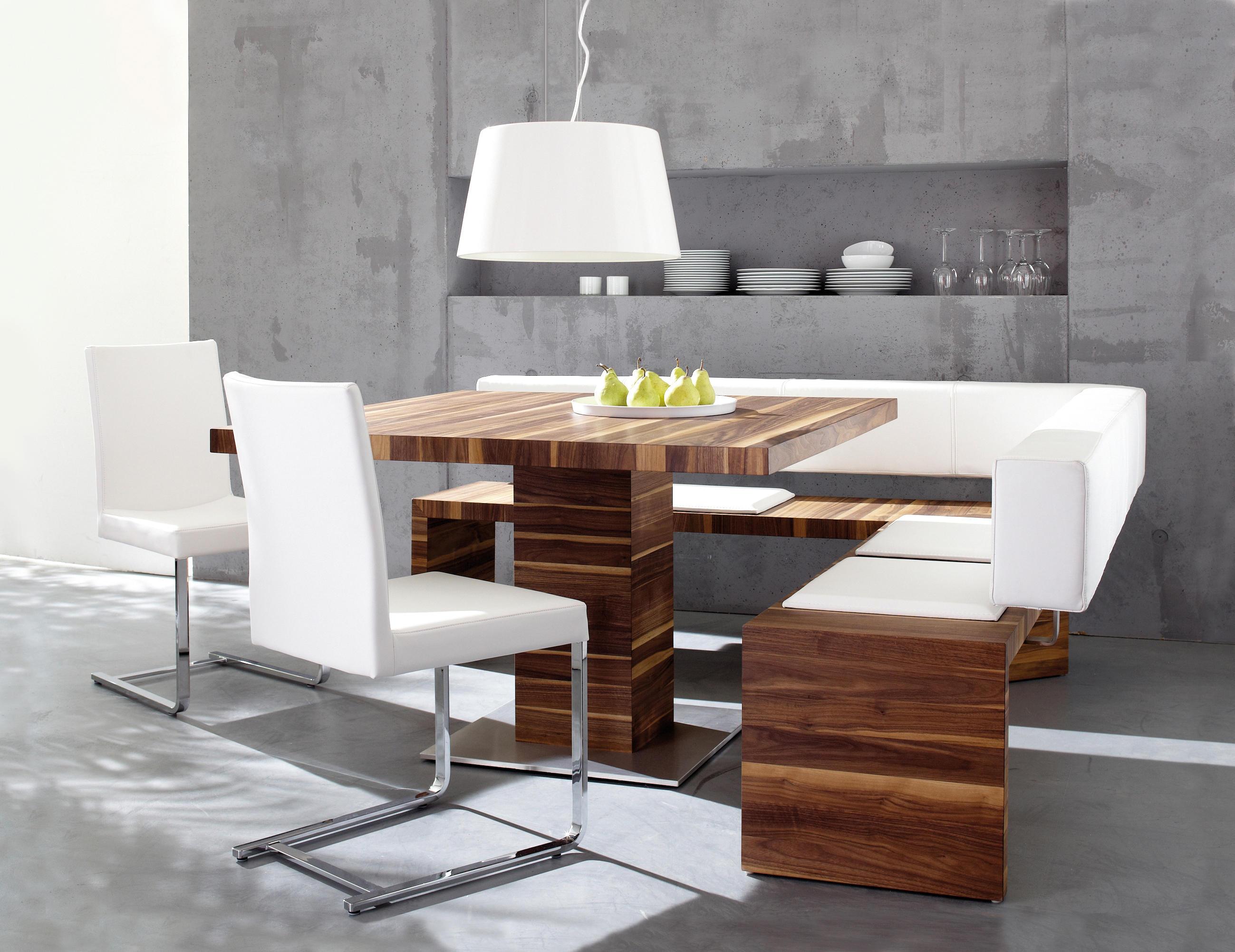 Eckbank design  SCALA 08 - Esstische von Schulte Design | Architonic