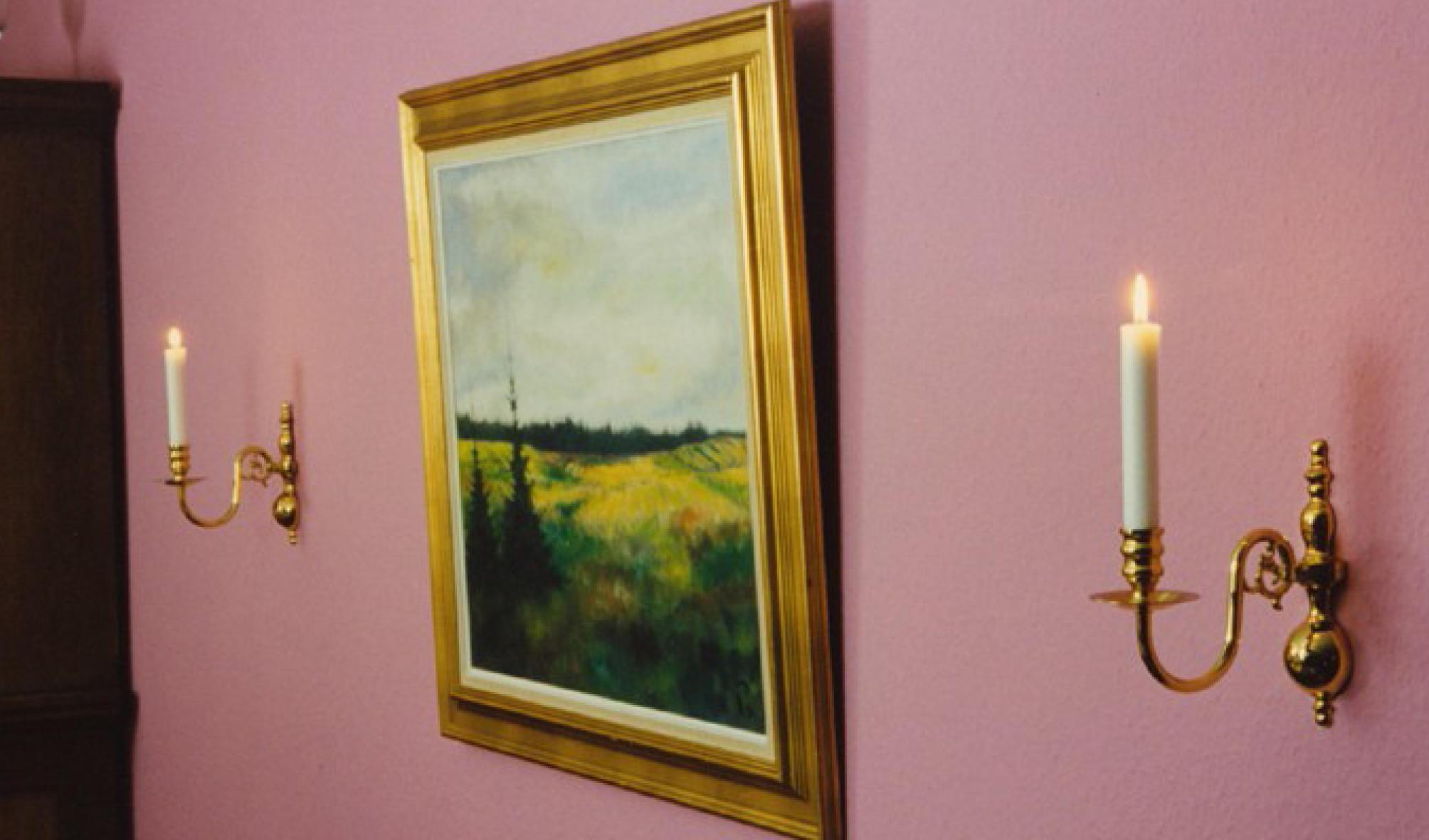 Barok En Modern : Barok wall lamp chandeliers from okholm lighting architonic