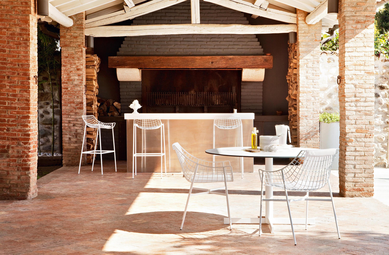 terrific varaschin summer set lounge chair white   SUMMERSET CHAIR - Chairs from Varaschin   Architonic