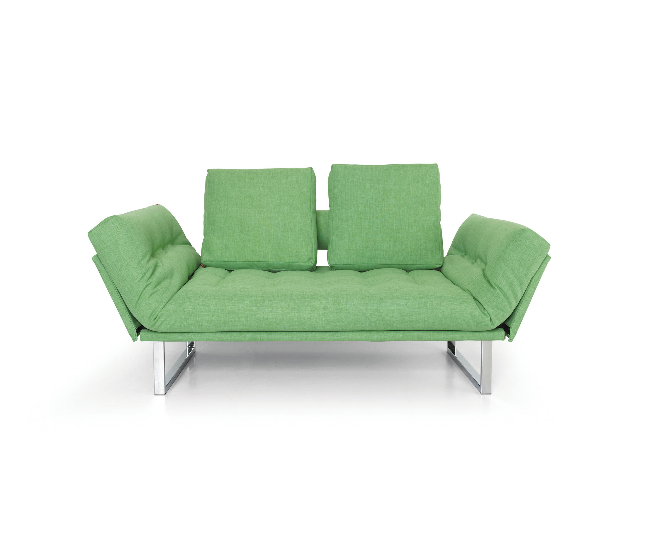 Rollo Chrome Sofas Von Innovation Randers Architonic