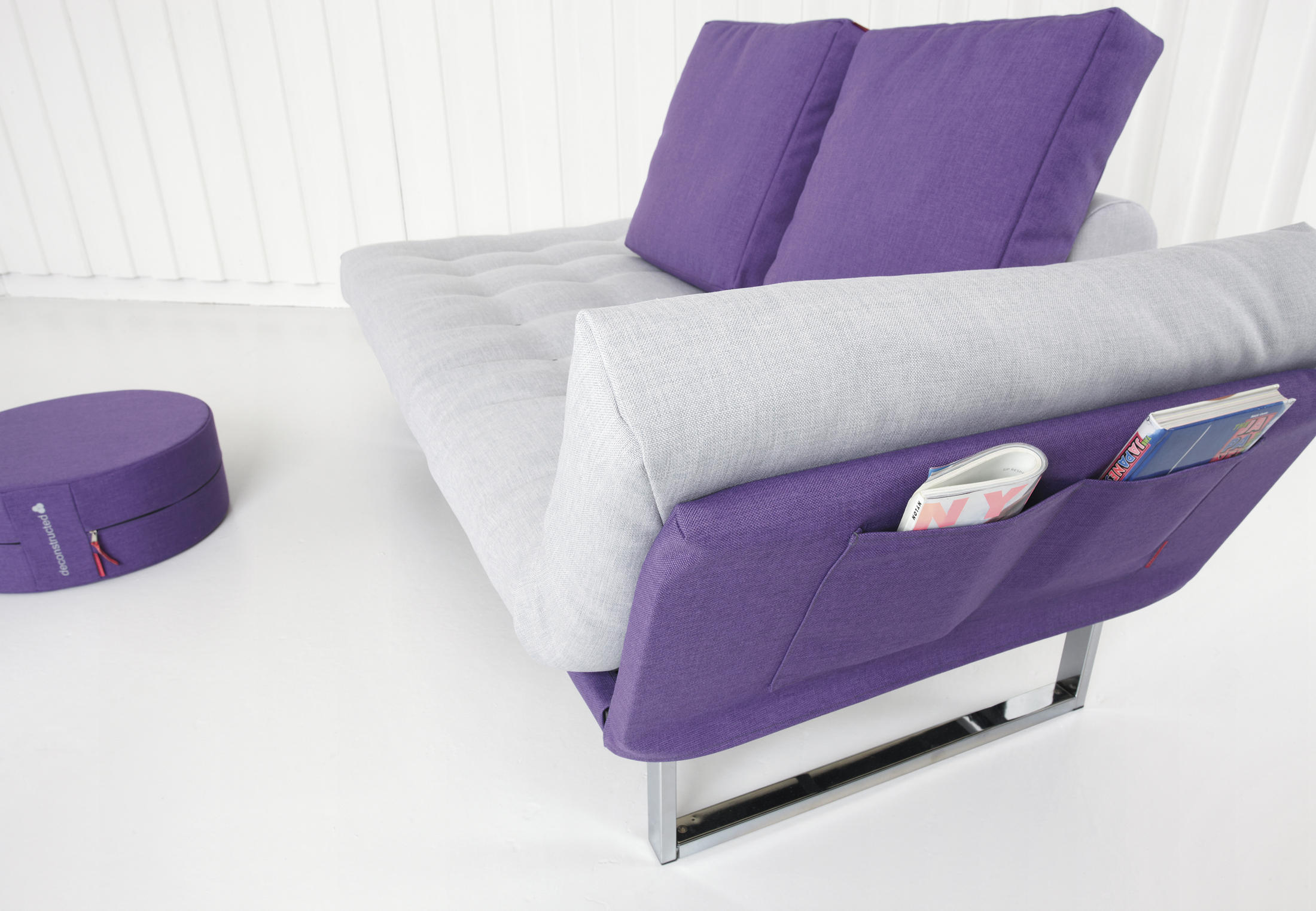 ROLLO CHROME Sofa beds from Innovation Randers