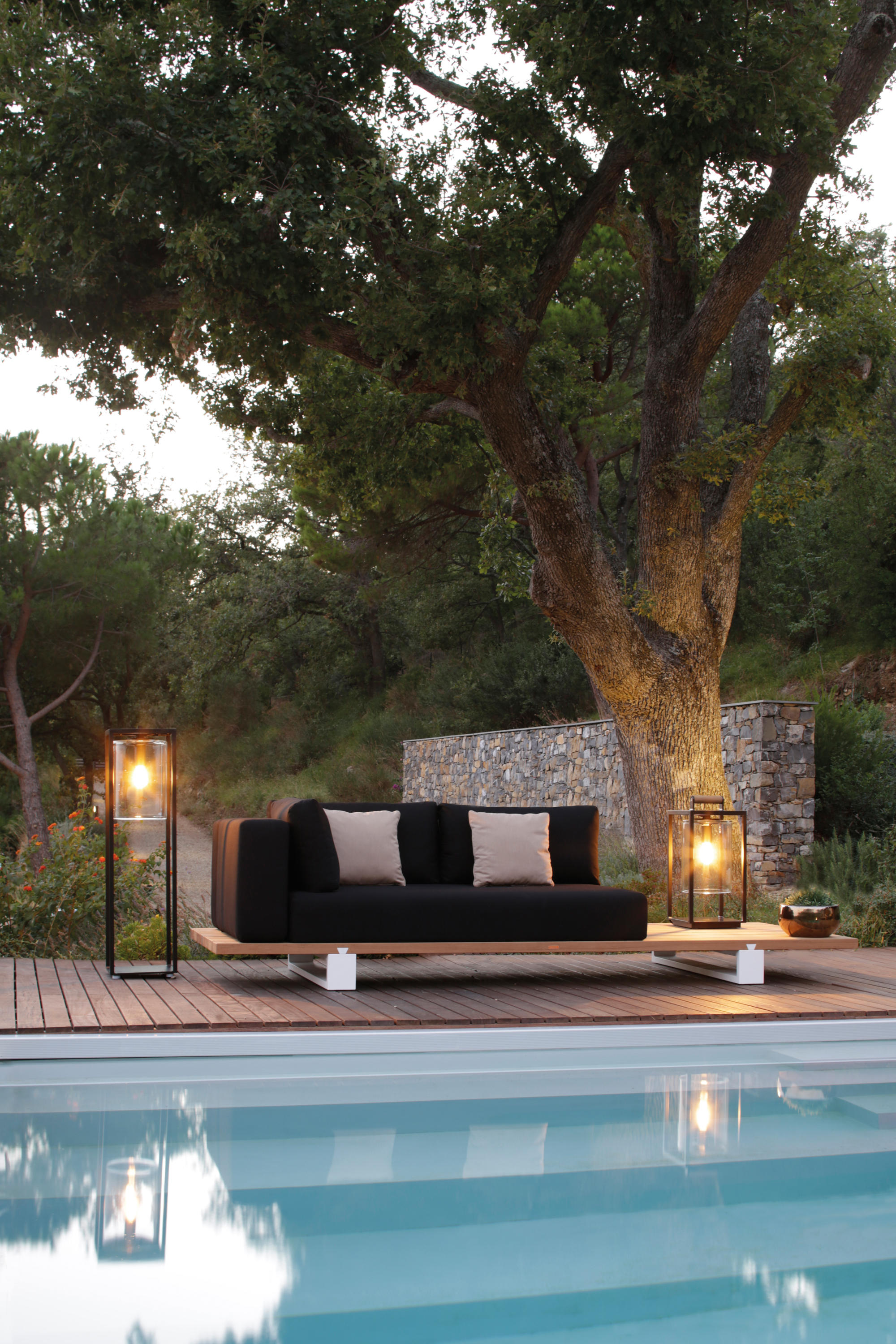 Dome Floor Outdoor Floor Lights From Royal Botania Architonic