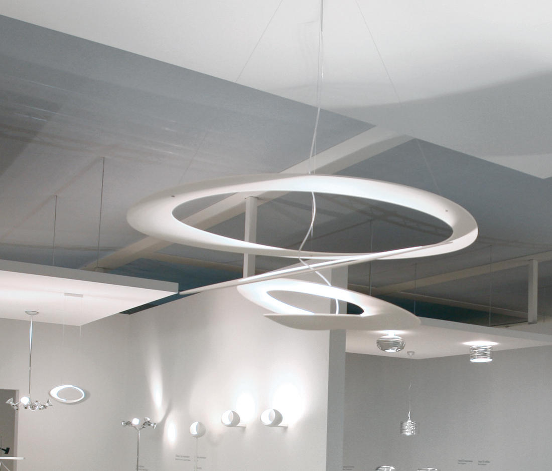 pirce luminaires suspension clairage g n ral de artemide architonic. Black Bedroom Furniture Sets. Home Design Ideas