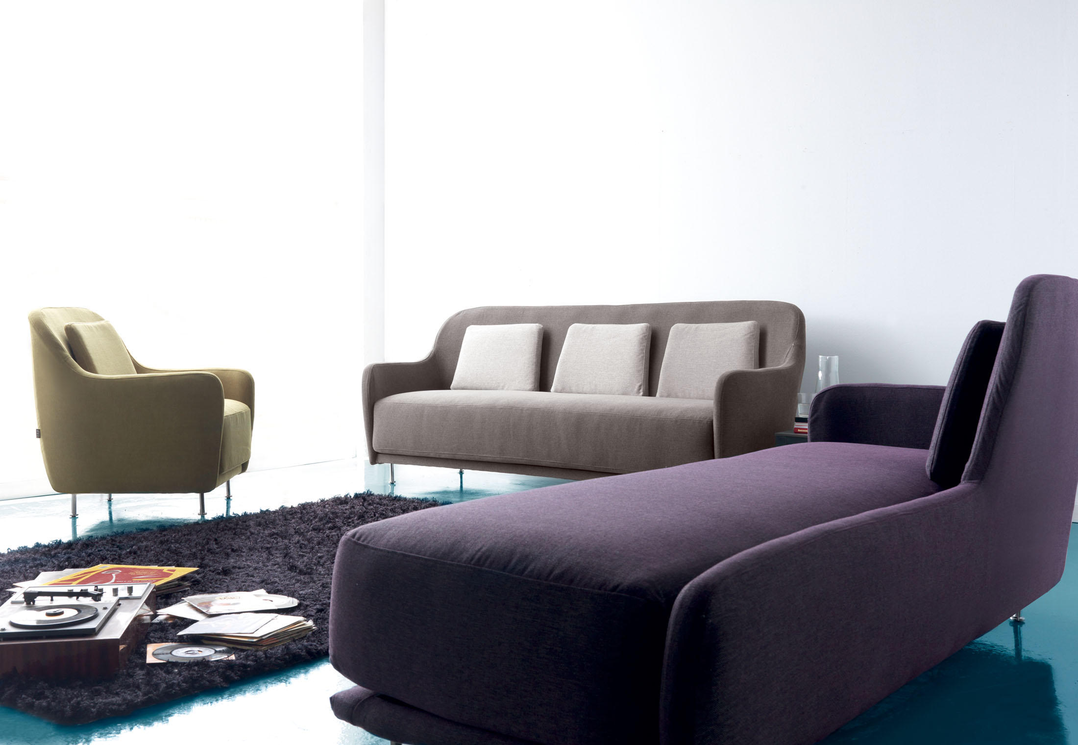 Audrey Butaca Sillones De Koo International Architonic # Muebles Bidasoa