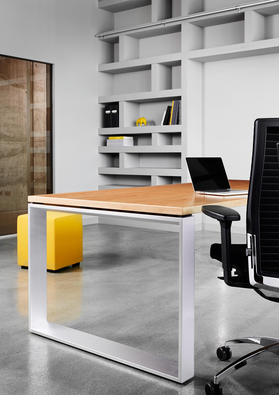 penso m bureaux individuels de k nig neurath architonic. Black Bedroom Furniture Sets. Home Design Ideas