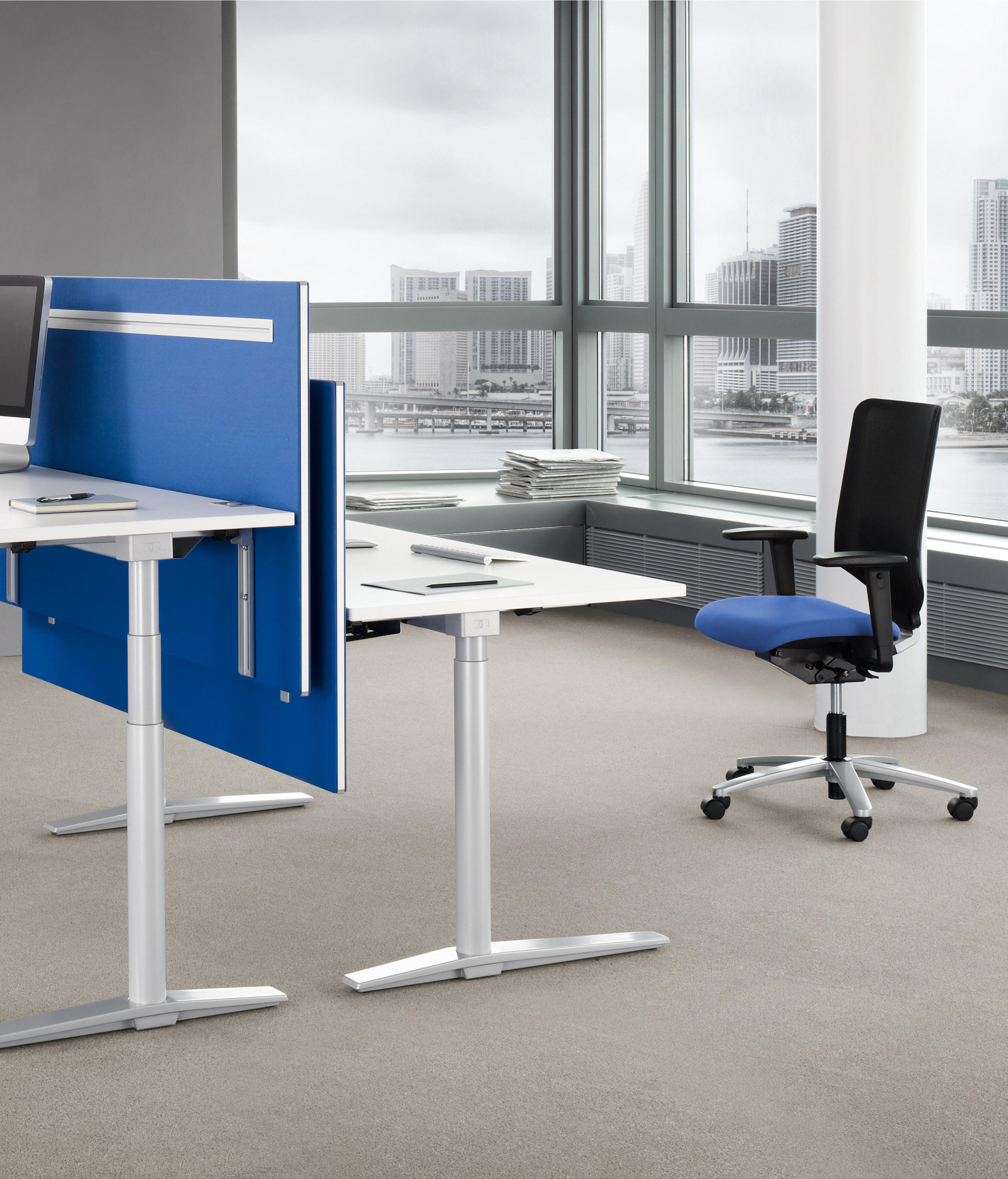 TALO.S - Individual desks from König+Neurath | Architonic