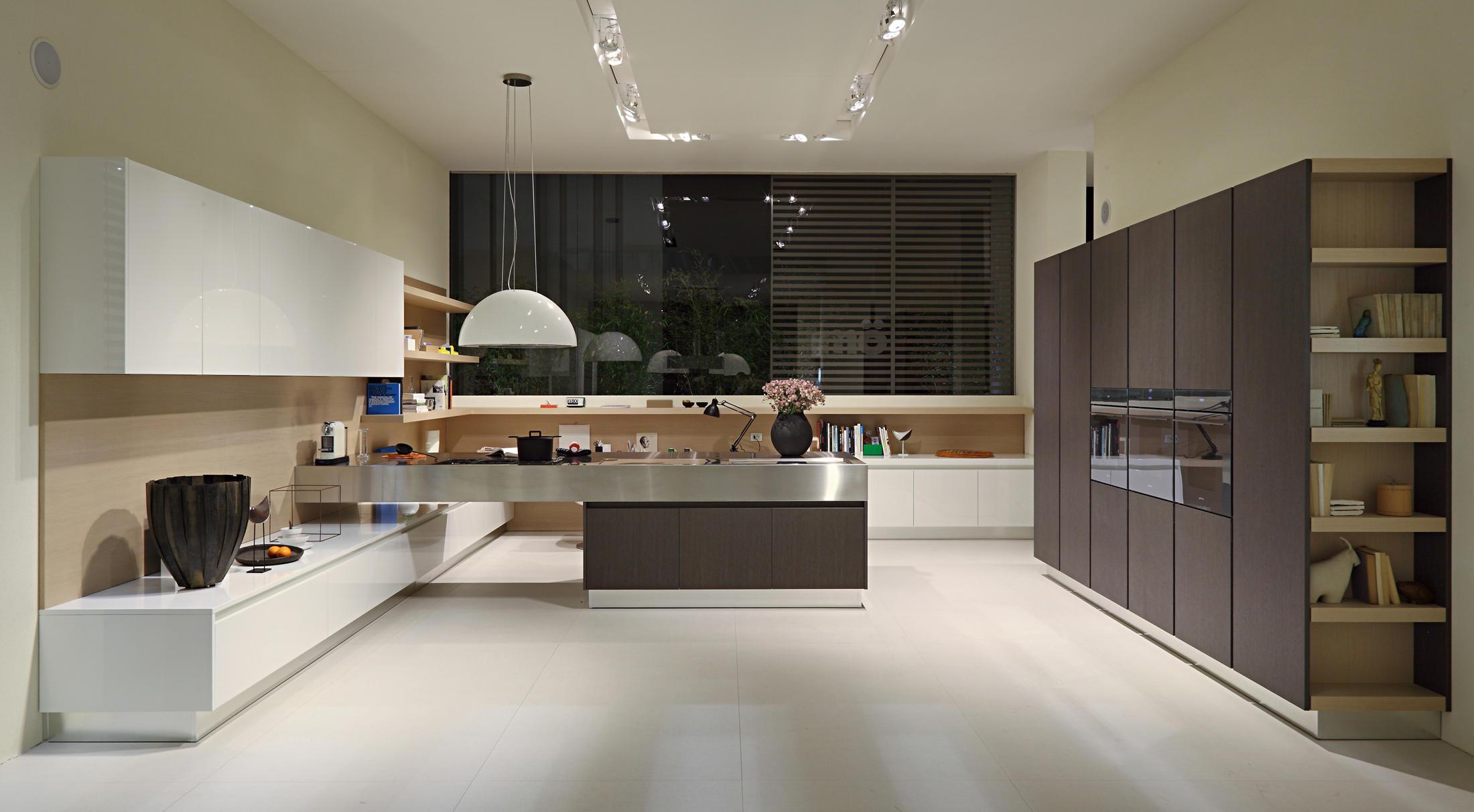 SYSTEM - Cucine a parete Salvarani | Architonic