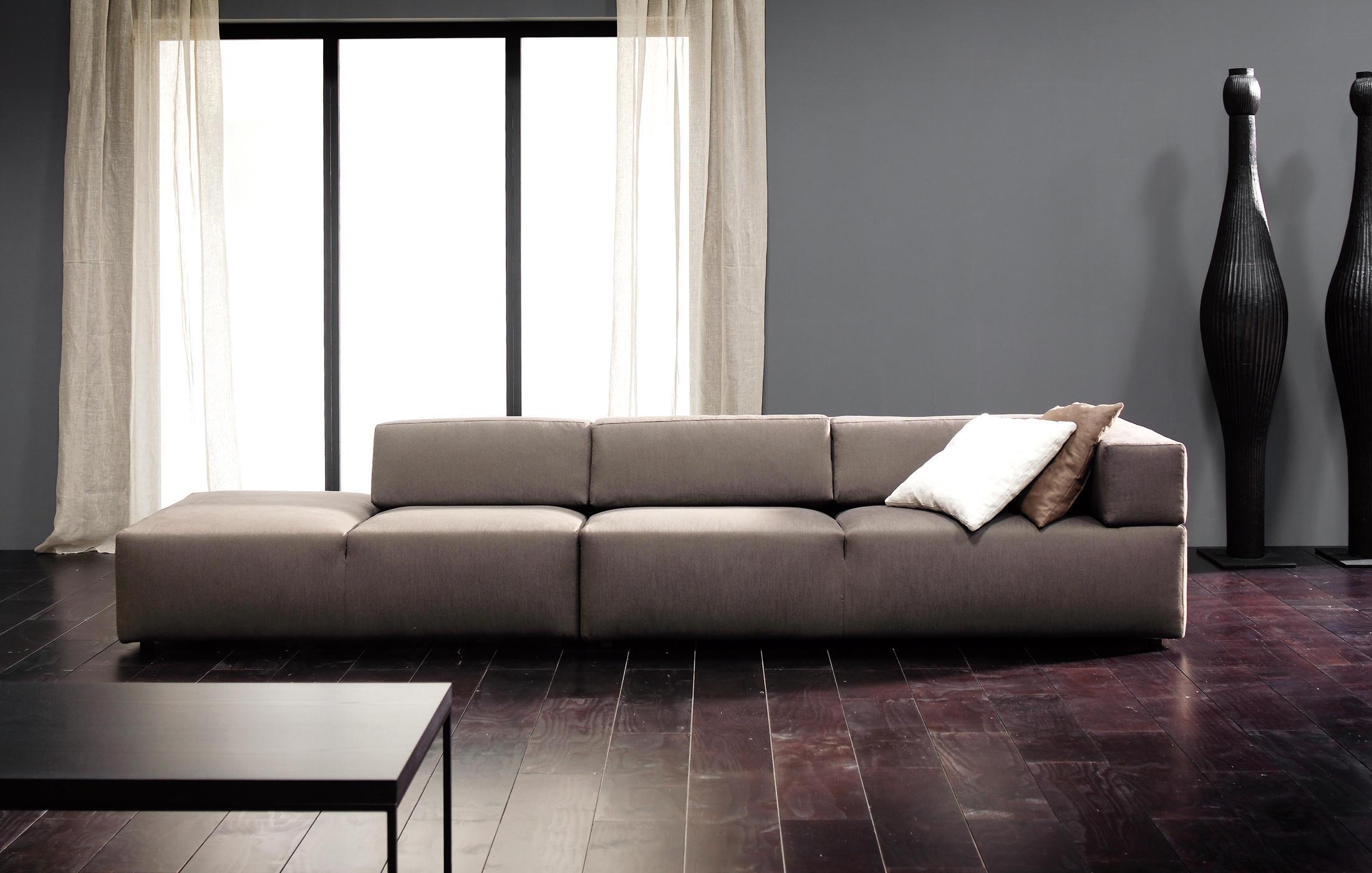 Toc sof s lounge de rafemar architonic - Rafemar sofas ...