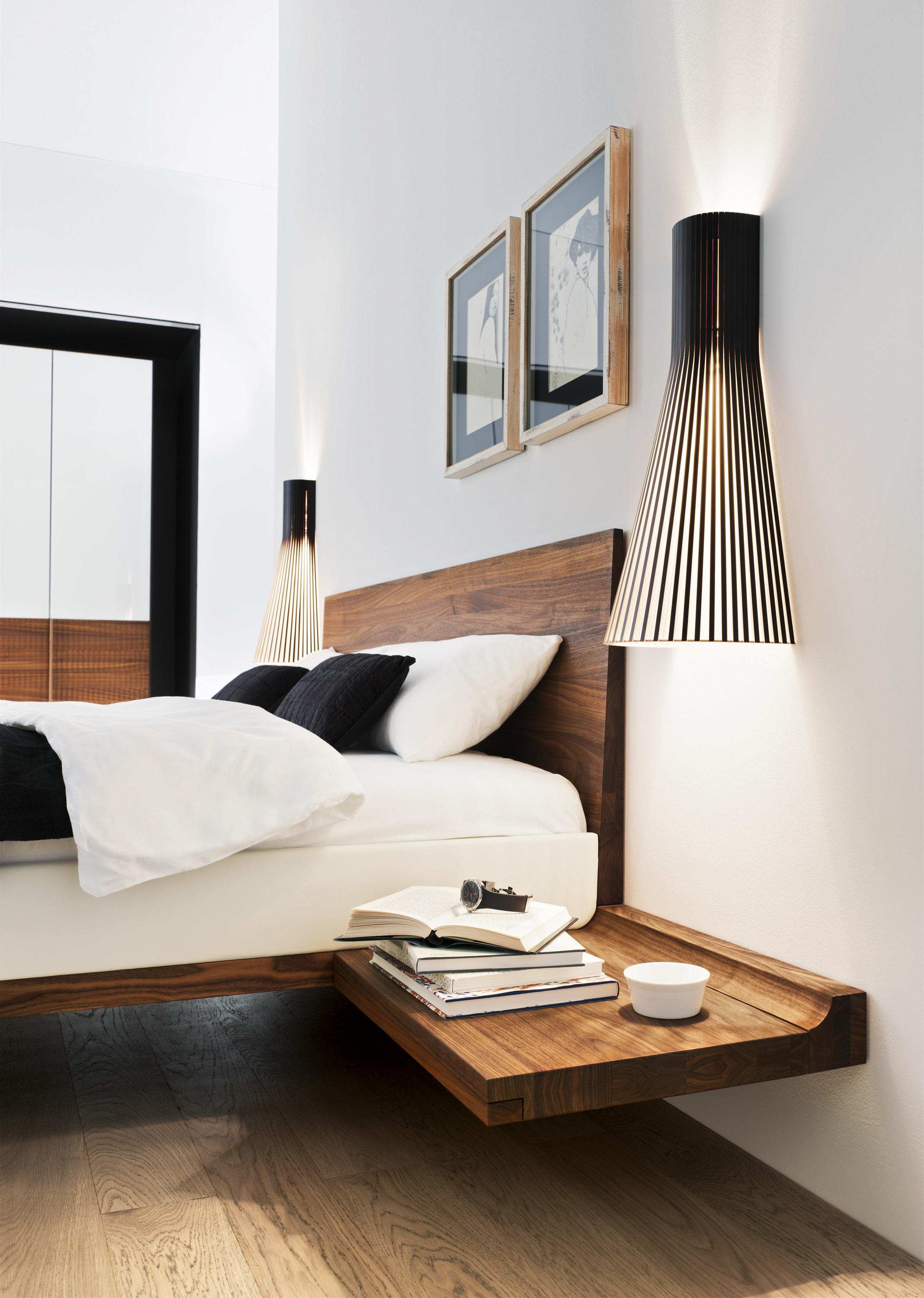 Team 7 schlafzimmer  RILETTO BED - Double beds from TEAM 7 | Architonic