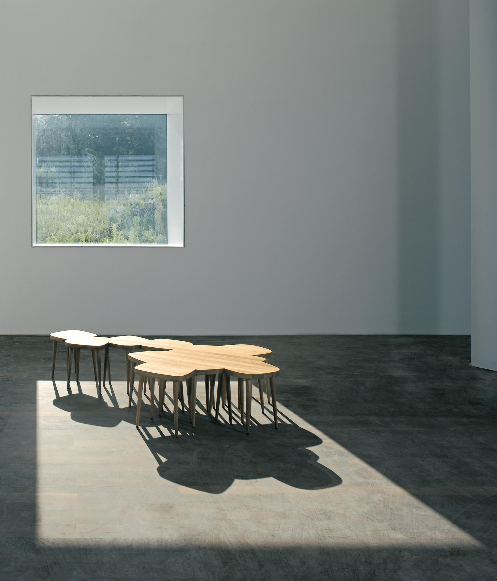 hockerbank warteb nke von fehling peiz kraud architonic. Black Bedroom Furniture Sets. Home Design Ideas