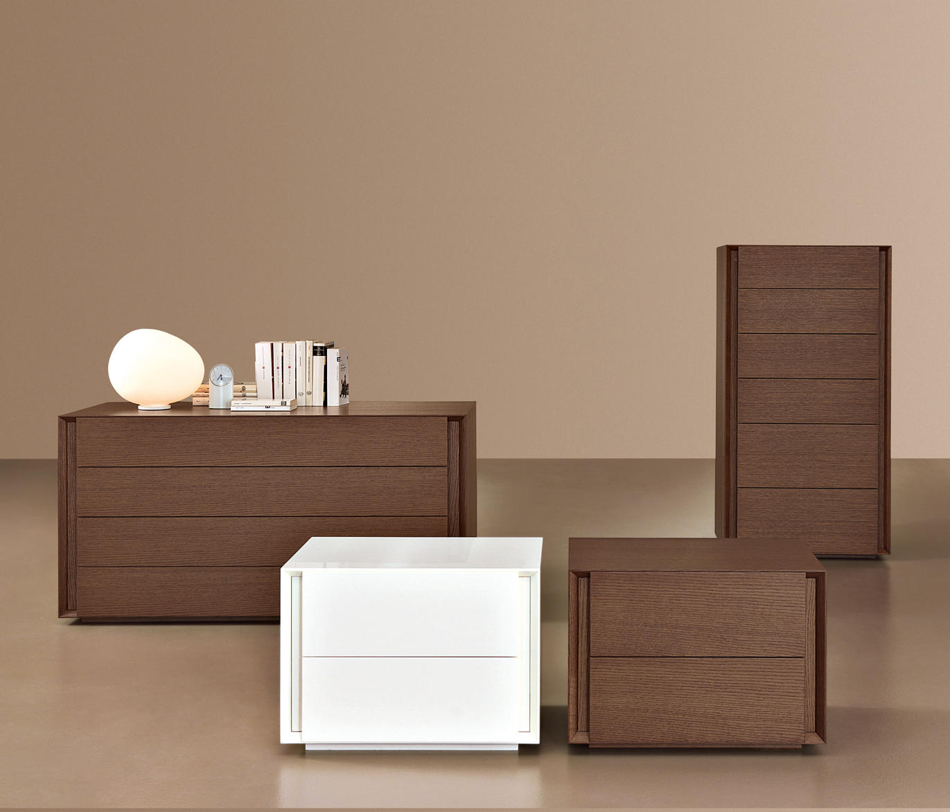 luna sideboards from lema architonic. Black Bedroom Furniture Sets. Home Design Ideas