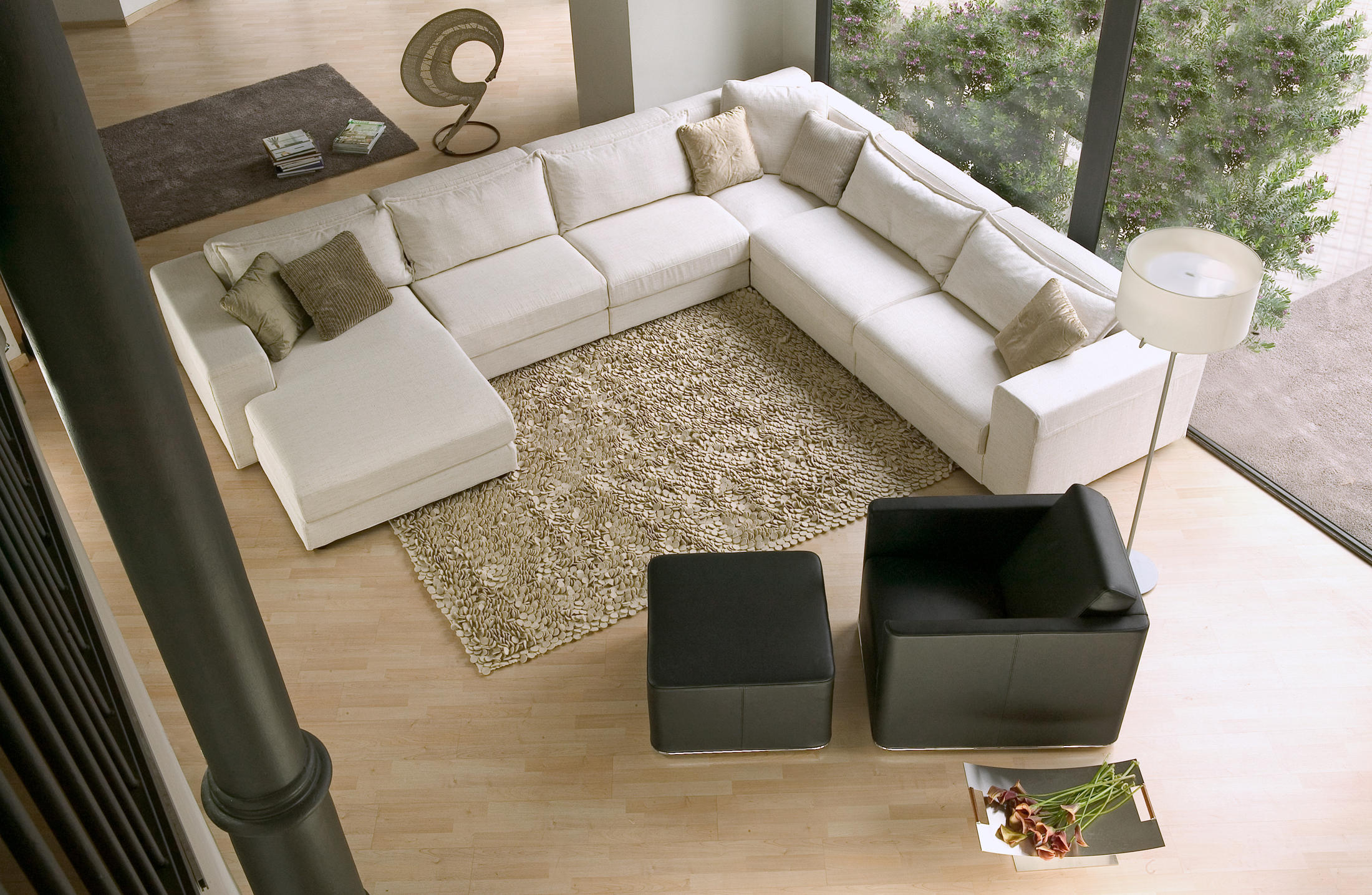 Transit sofa lounge sofas from grassoler architonic for Sofas articulados modelos