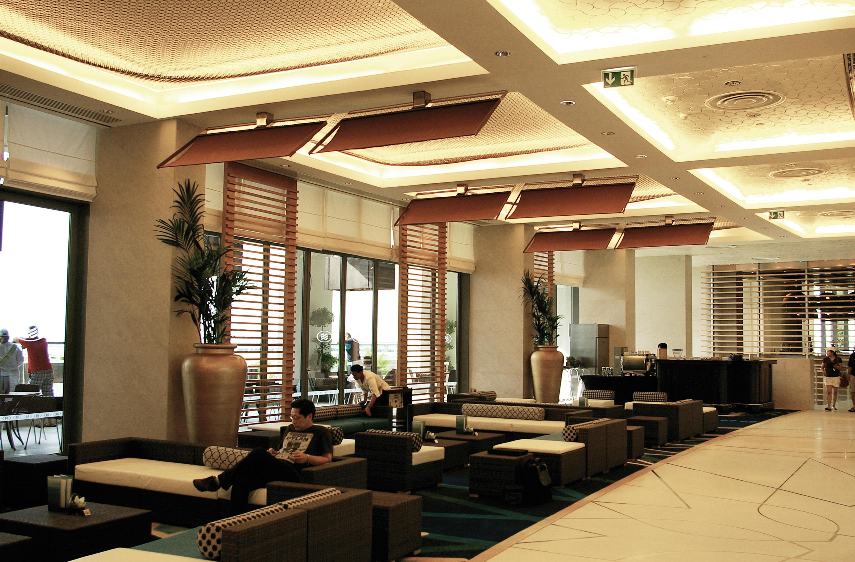 The Solitaire Punkah The Breezer 1800 Large Ceiling