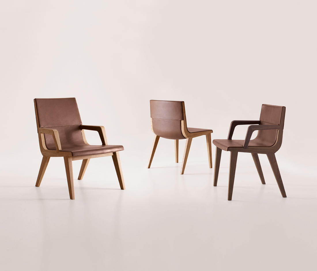 Acanto Armchairs From Maxalto Architonic