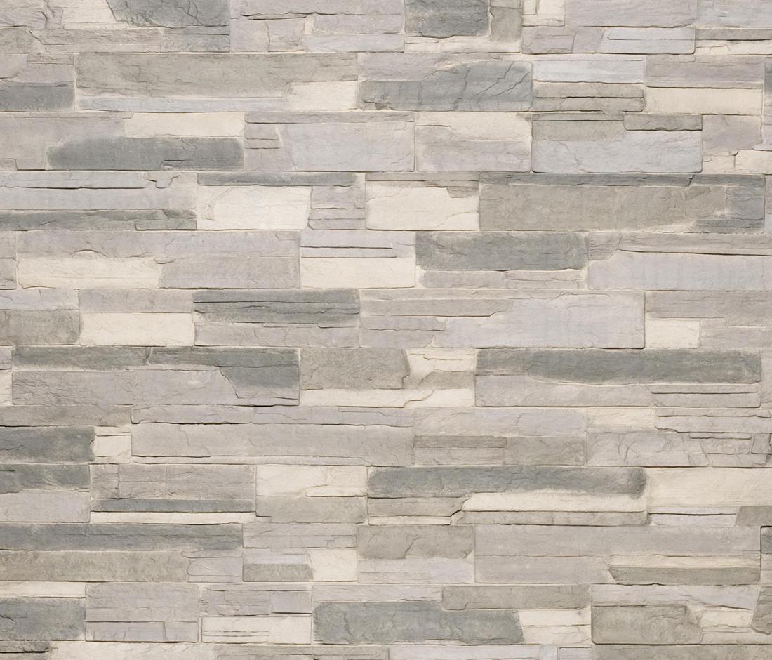 Piedra alpina multicolor planchas de total panel system - Panel piedra interior ...