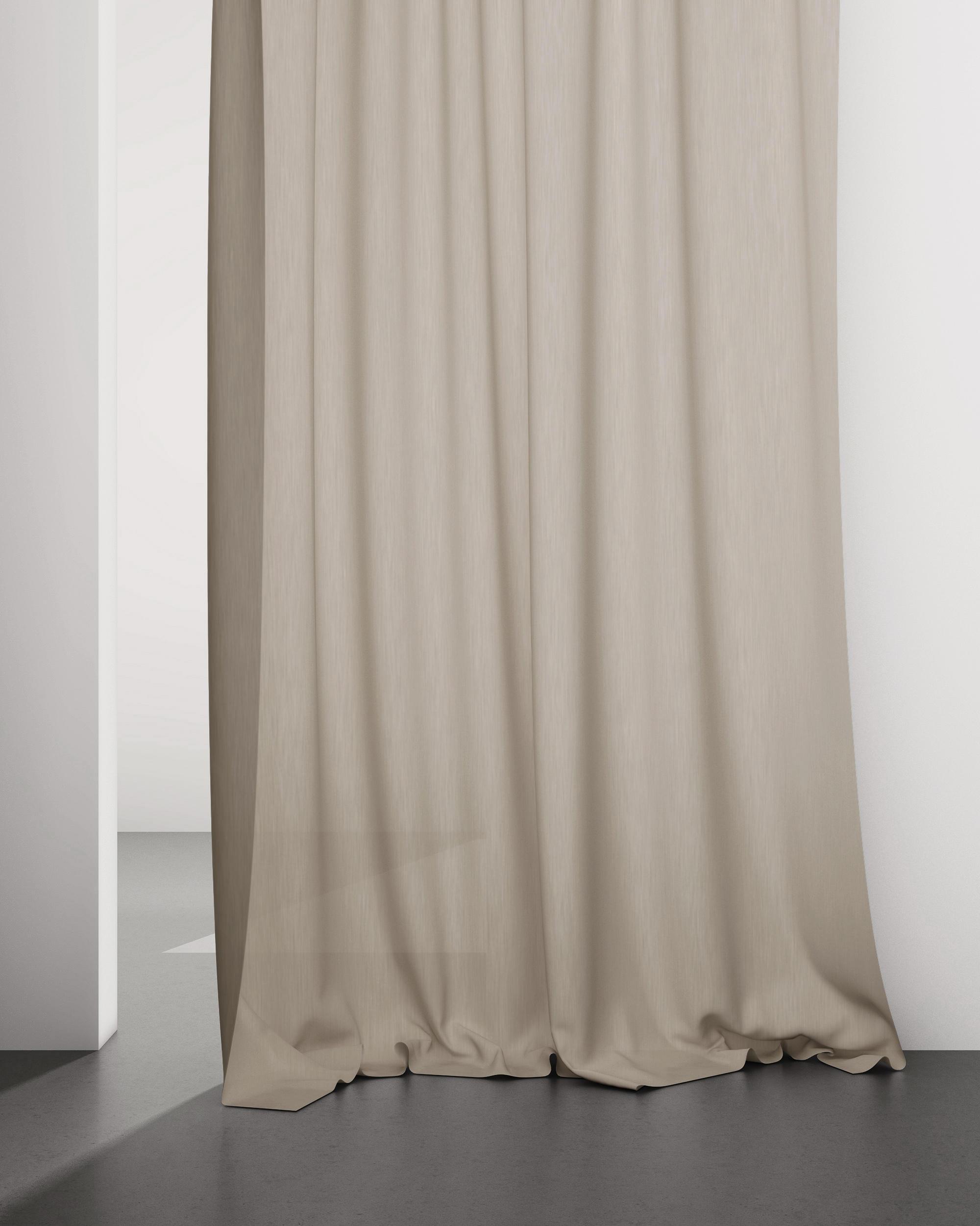 Luxor 05 Bone Curtain Fabrics From Nya Nordiska