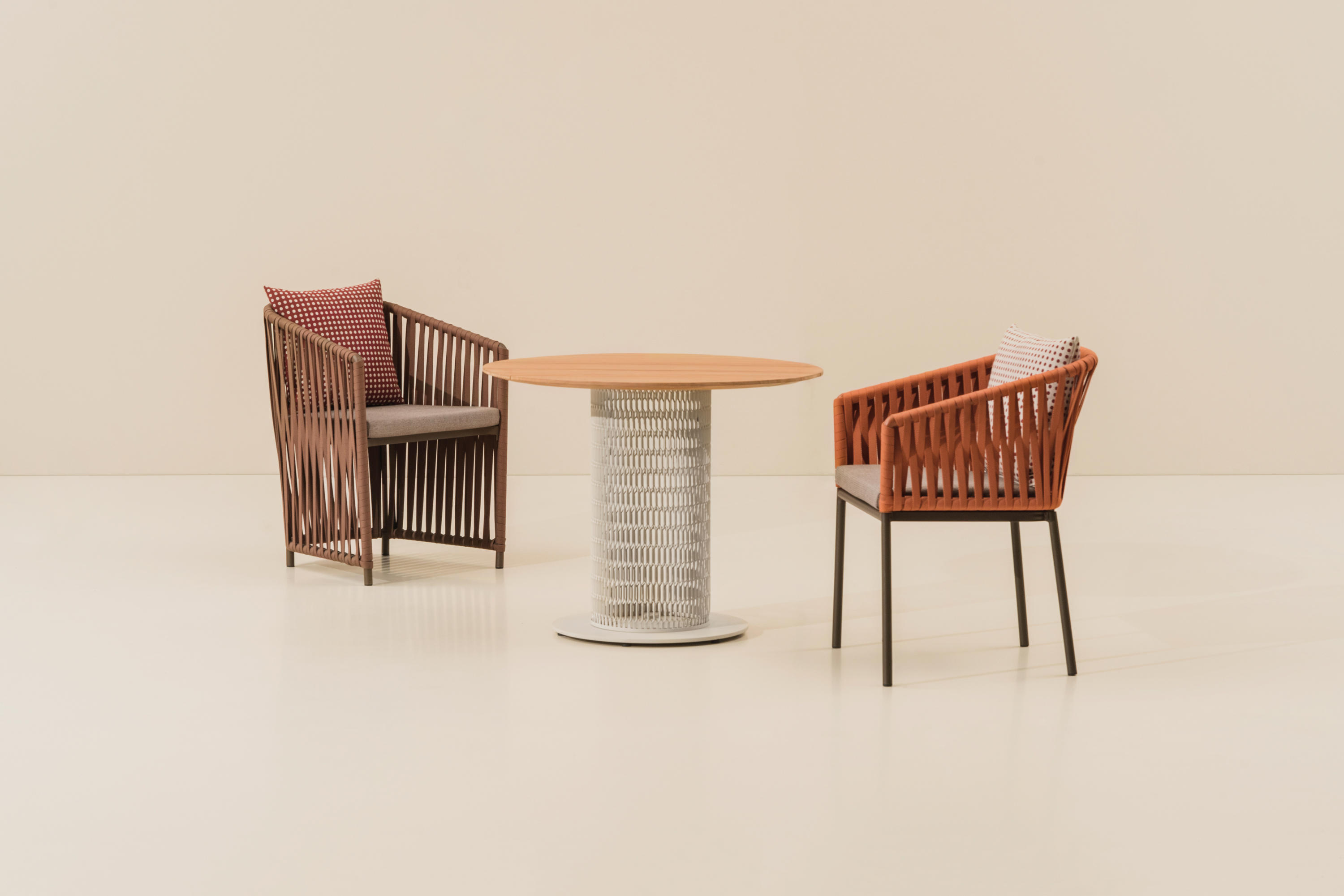 Bitta Dining Armchair Chairs From Kettal Architonic