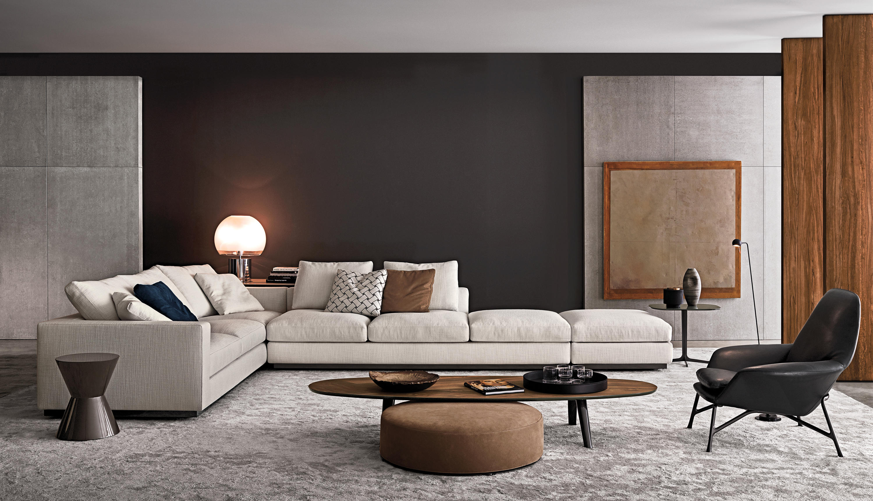 ANDERSEN LINE - Lounge sofas from Minotti : Architonic