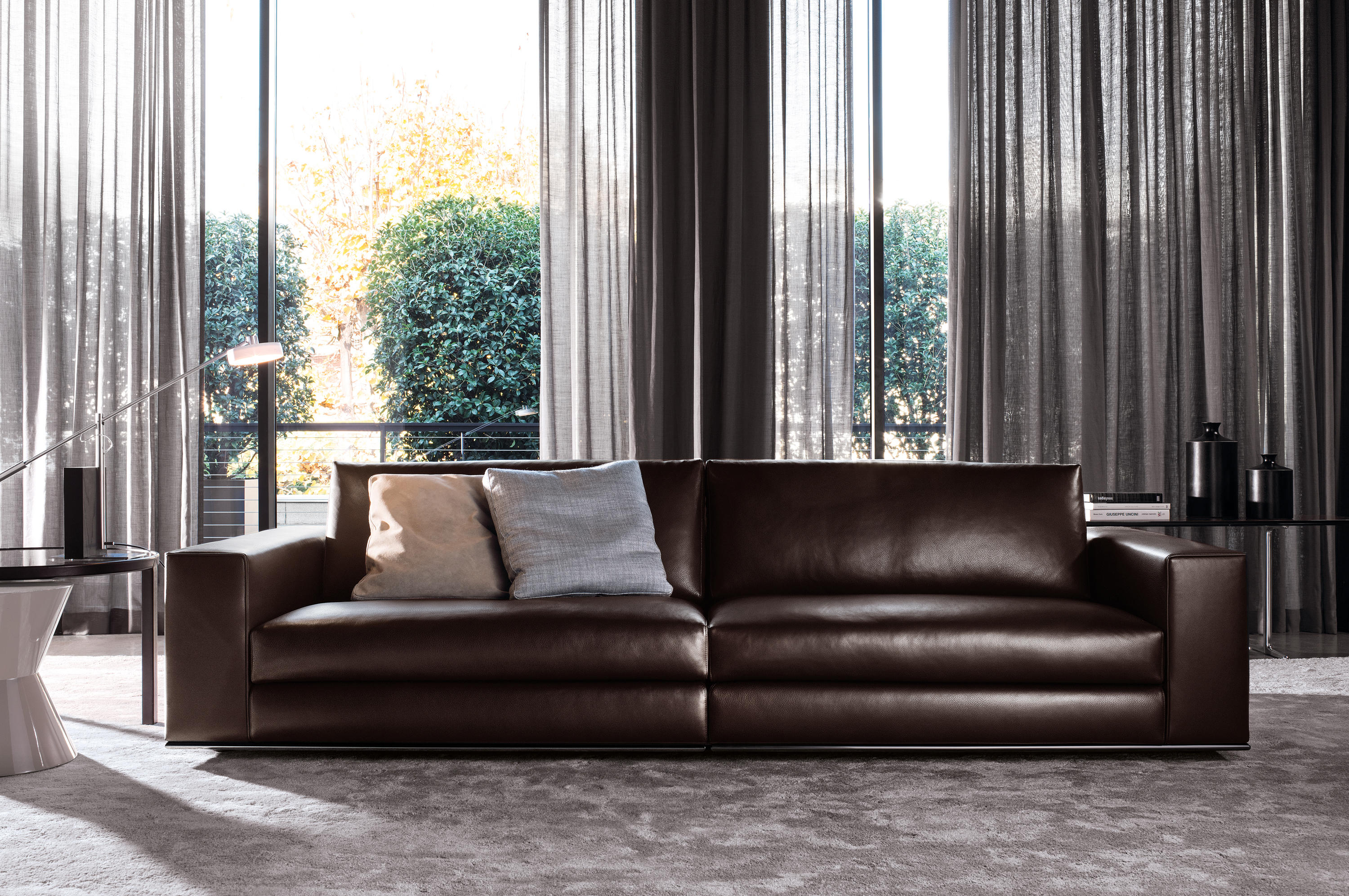 hamilton sofas from minotti architonic