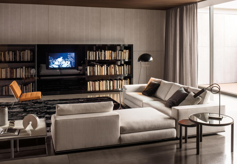 hamilton sofas from minotti architonic. Black Bedroom Furniture Sets. Home Design Ideas