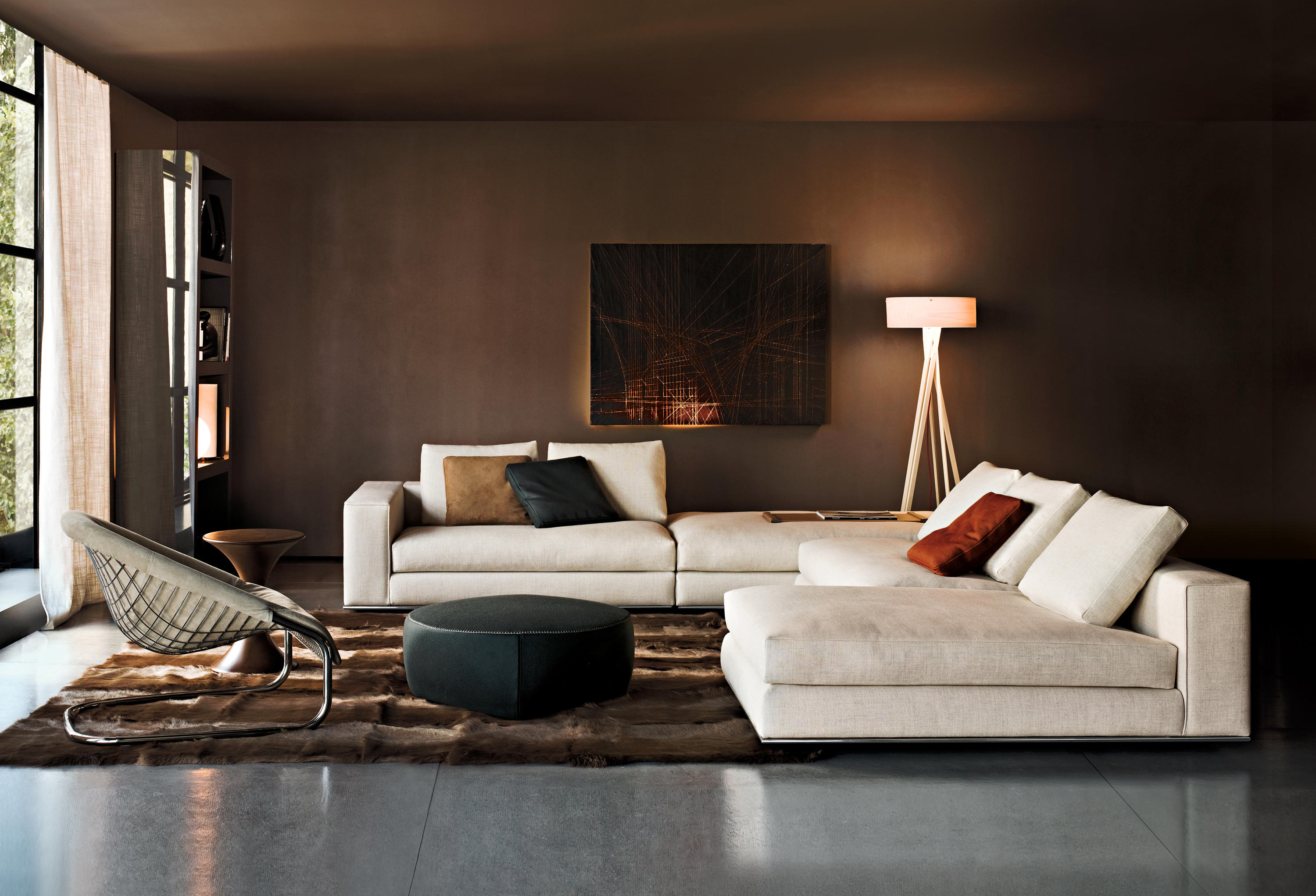 Superb Hamilton Sofas From Minotti Architonic Caraccident5 Cool Chair Designs And Ideas Caraccident5Info
