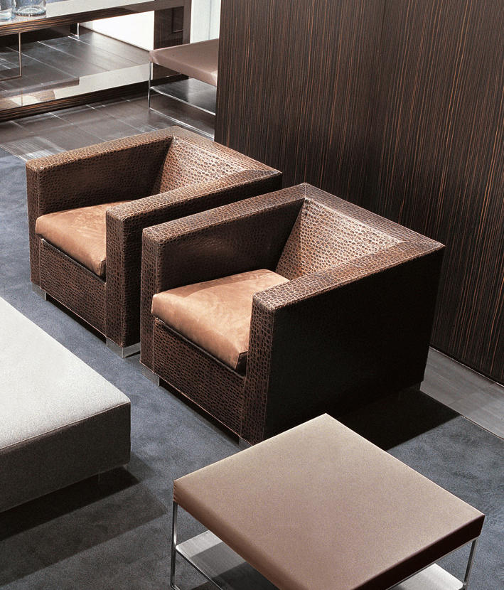 Suitcase Sofa Beds From Minotti Architonic
