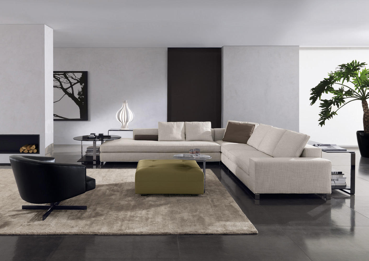 WILLIAMS Lounge Sofas From Minotti Architonic