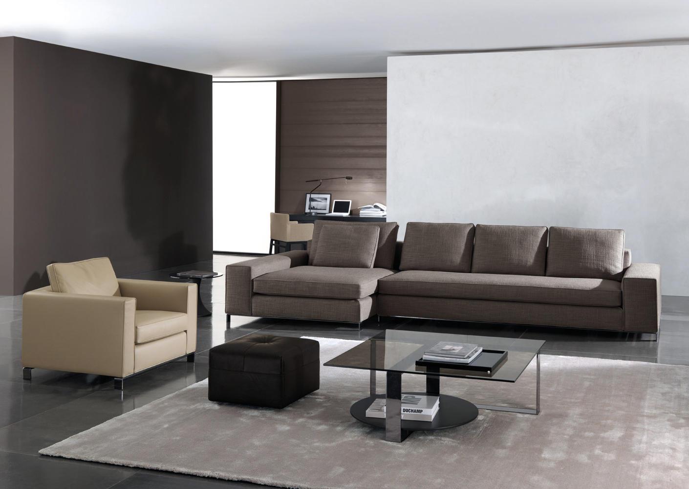 WILLIAMS - Lounge sofas from Minotti  Architonic