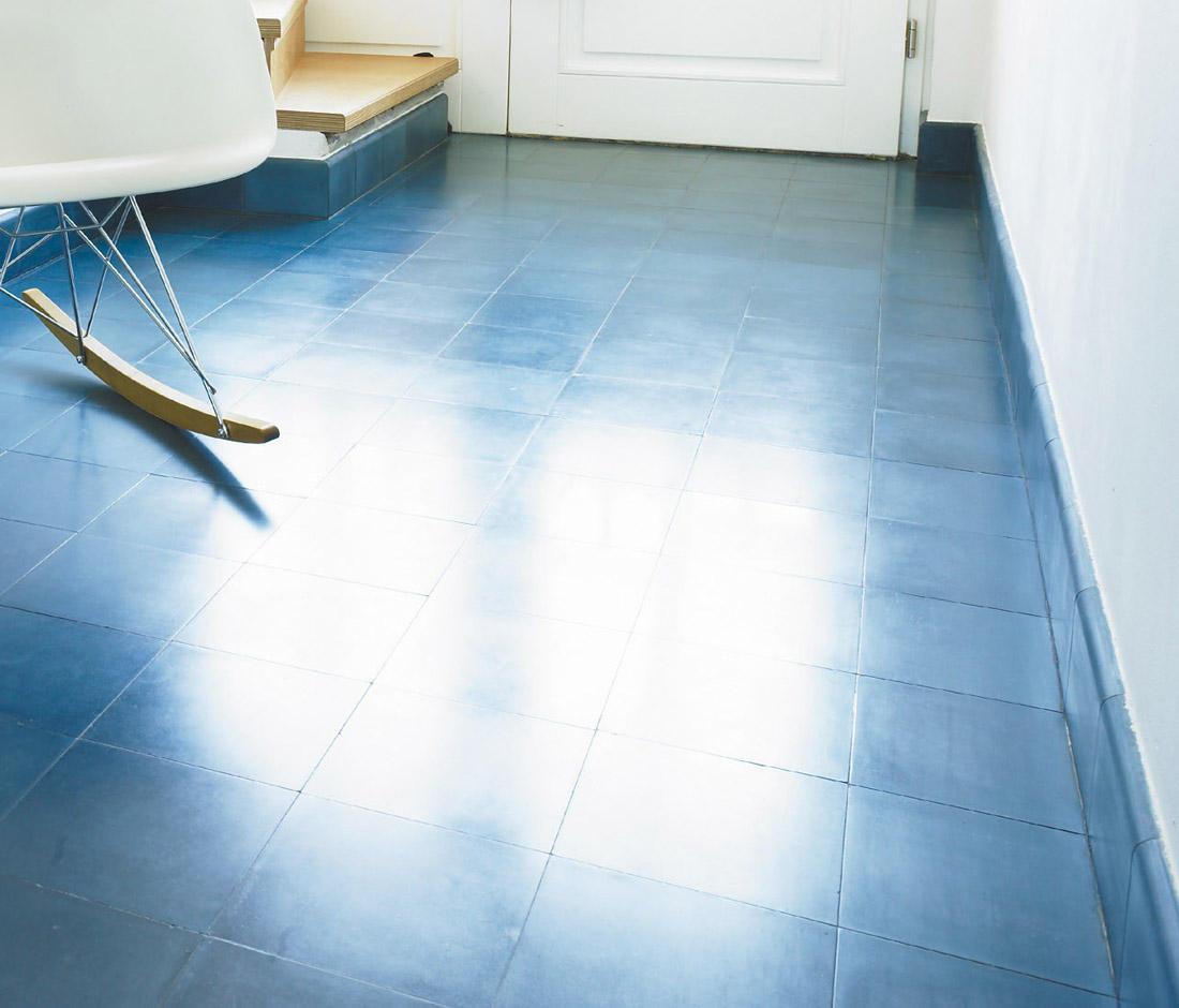 CEMENT TILE STANDARD COLOUR - Concrete/cement flooring from VIA ...