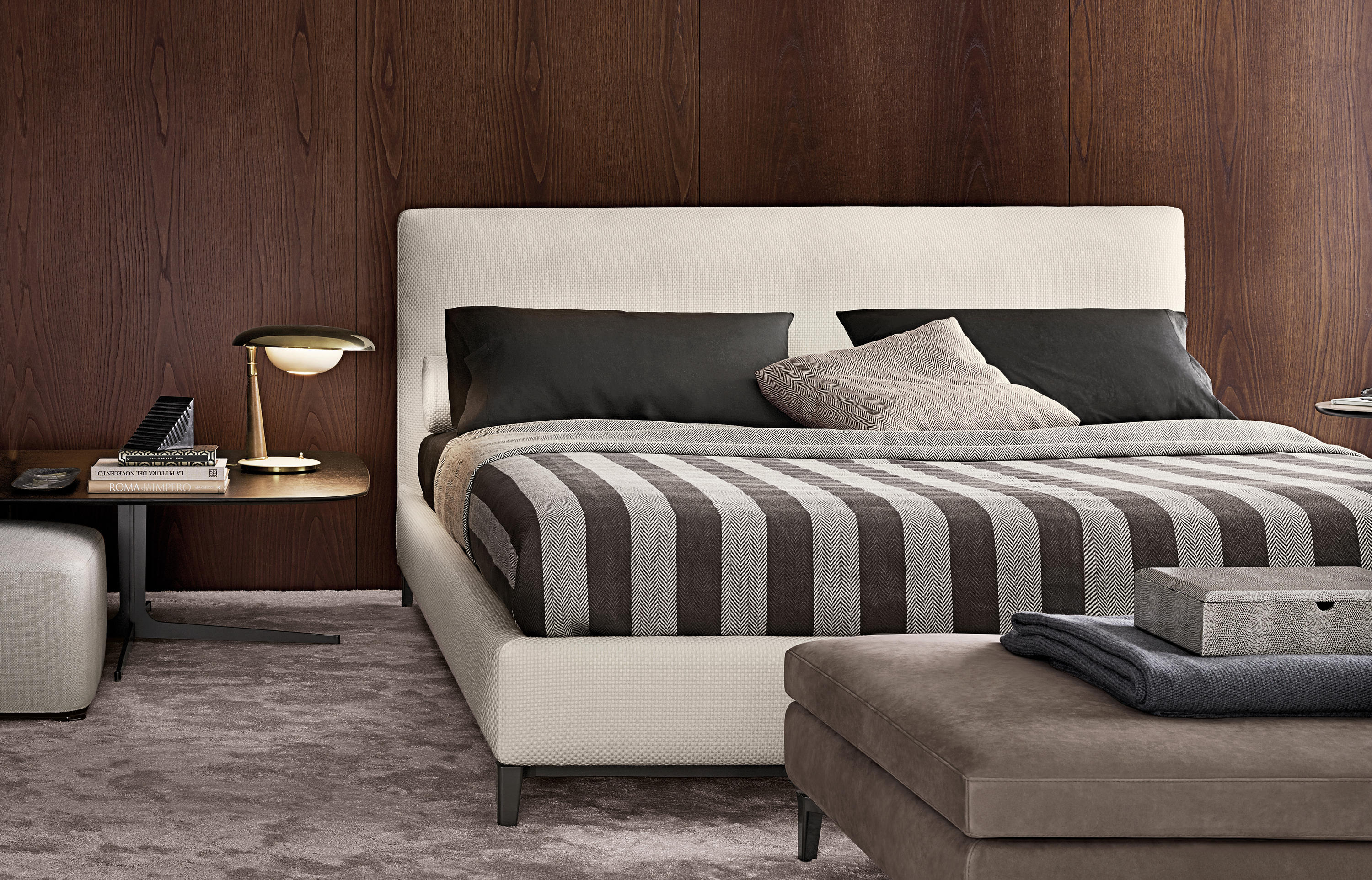 Andersen Bed Quilt Beds From Minotti Architonic