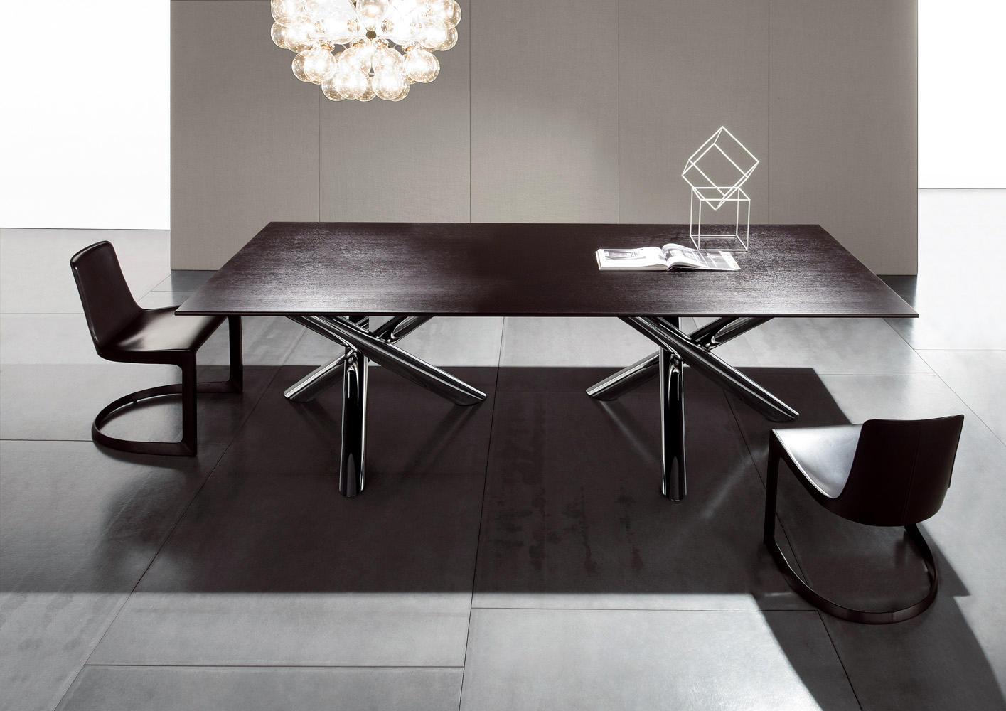 VAN DYCK TABLE Restaurant tables from Minotti Architonic : Tavoli VAN DYCK 10 b from www.architonic.com size 1415 x 1000 jpeg 167kB