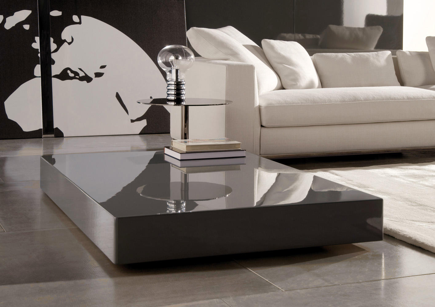 Albers Side Table Lounge Tables From Minotti Architonic