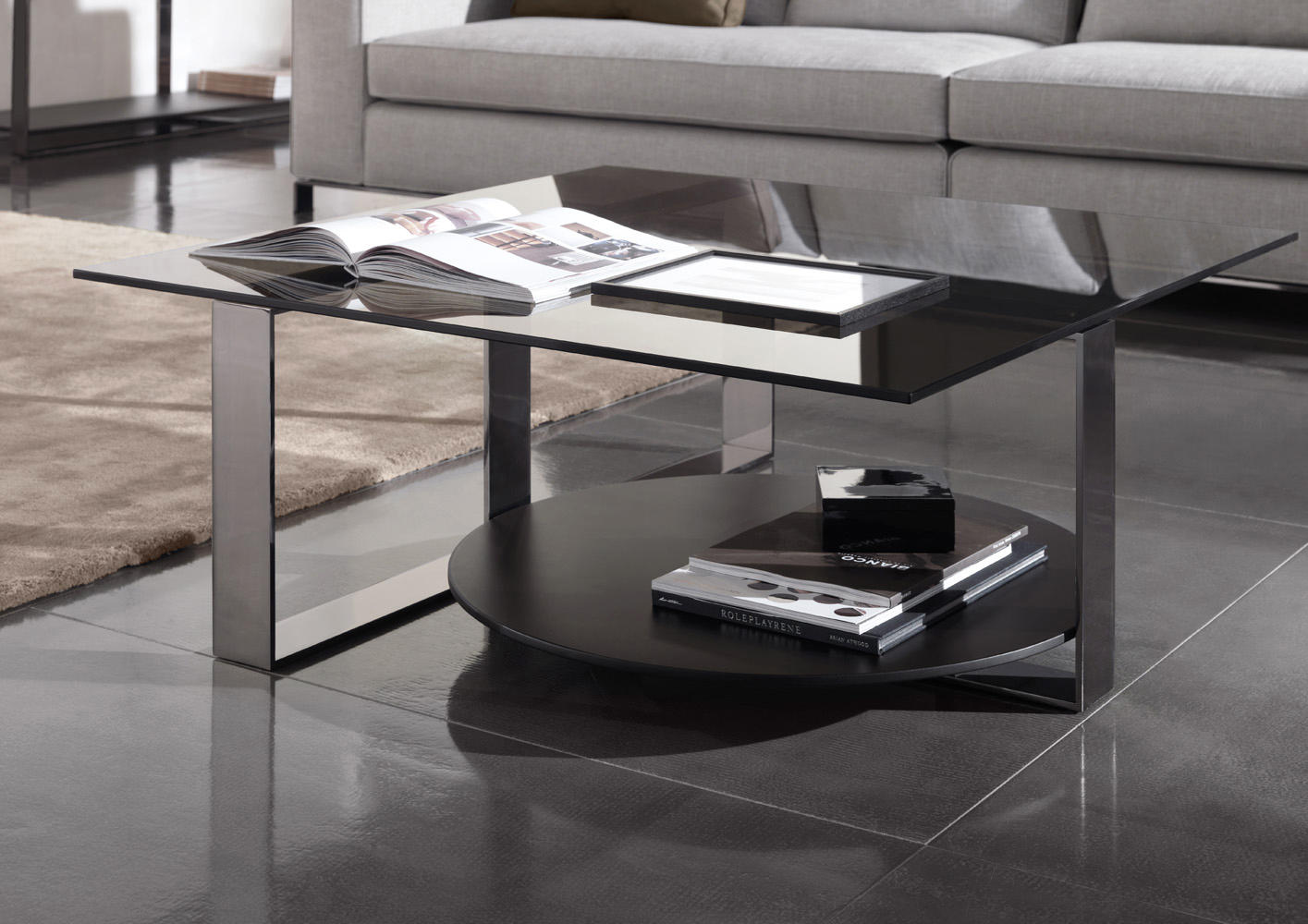 Bresson Coffee Tables From Minotti Architonic