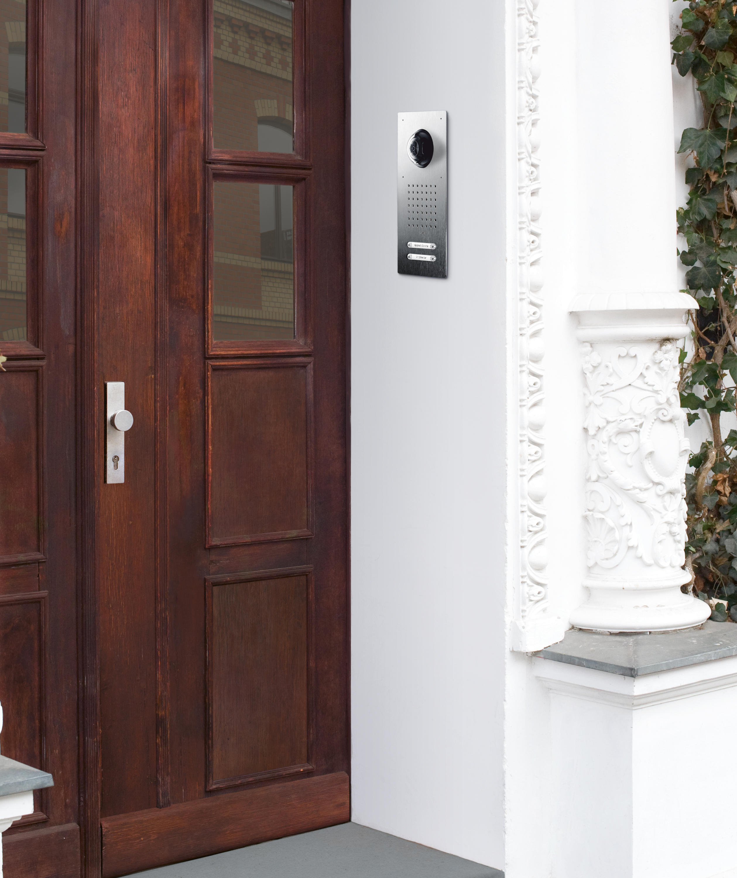 Front Door Intercoms: SIEDLE CLASSIC VIDEO INTERCOM UNIT