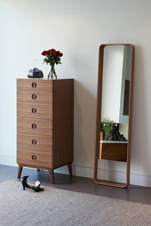 Loop Floor Mirror Miroirs De Case Furniture Architonic