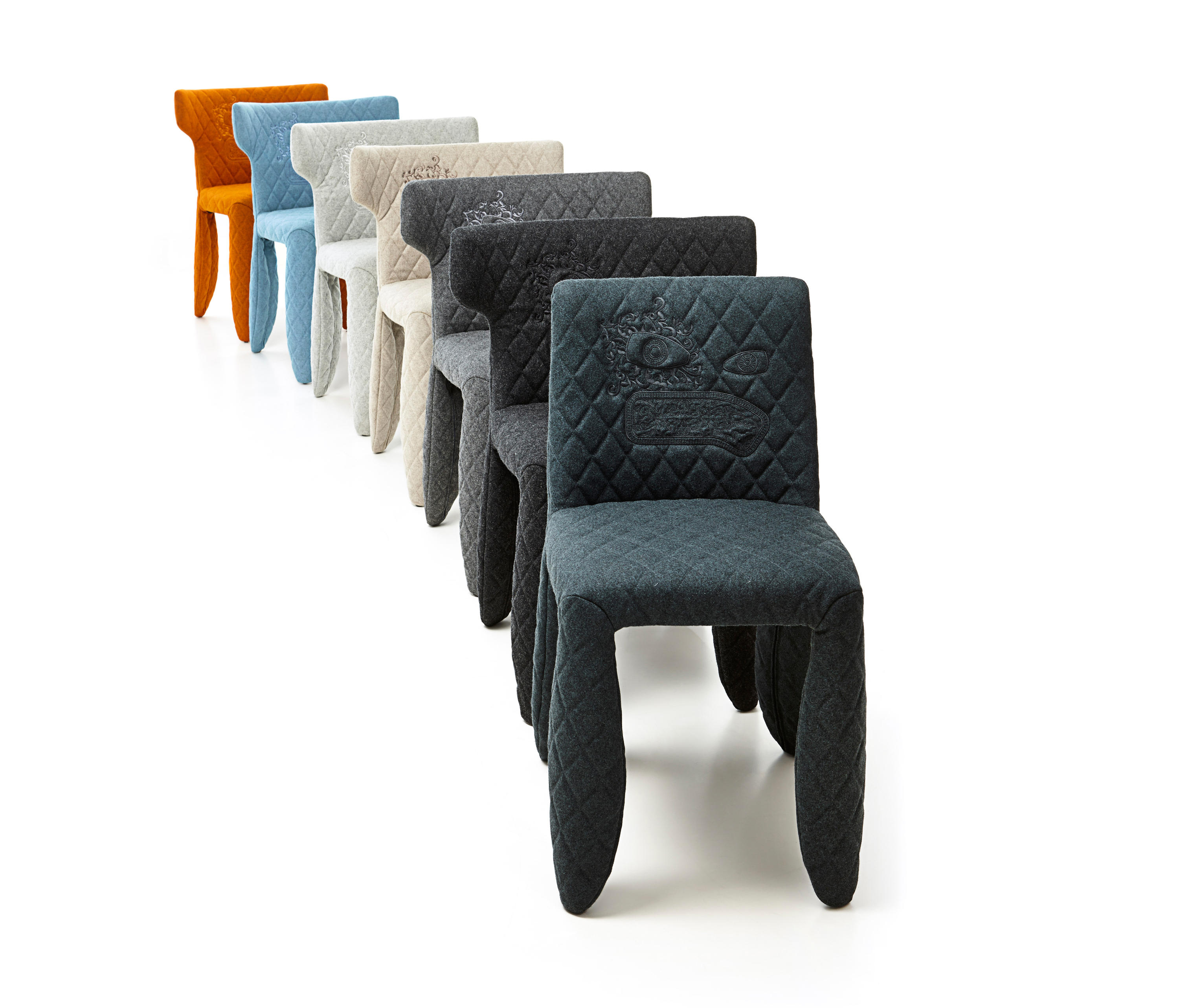 monster chair restaurant chairs from moooi architonic